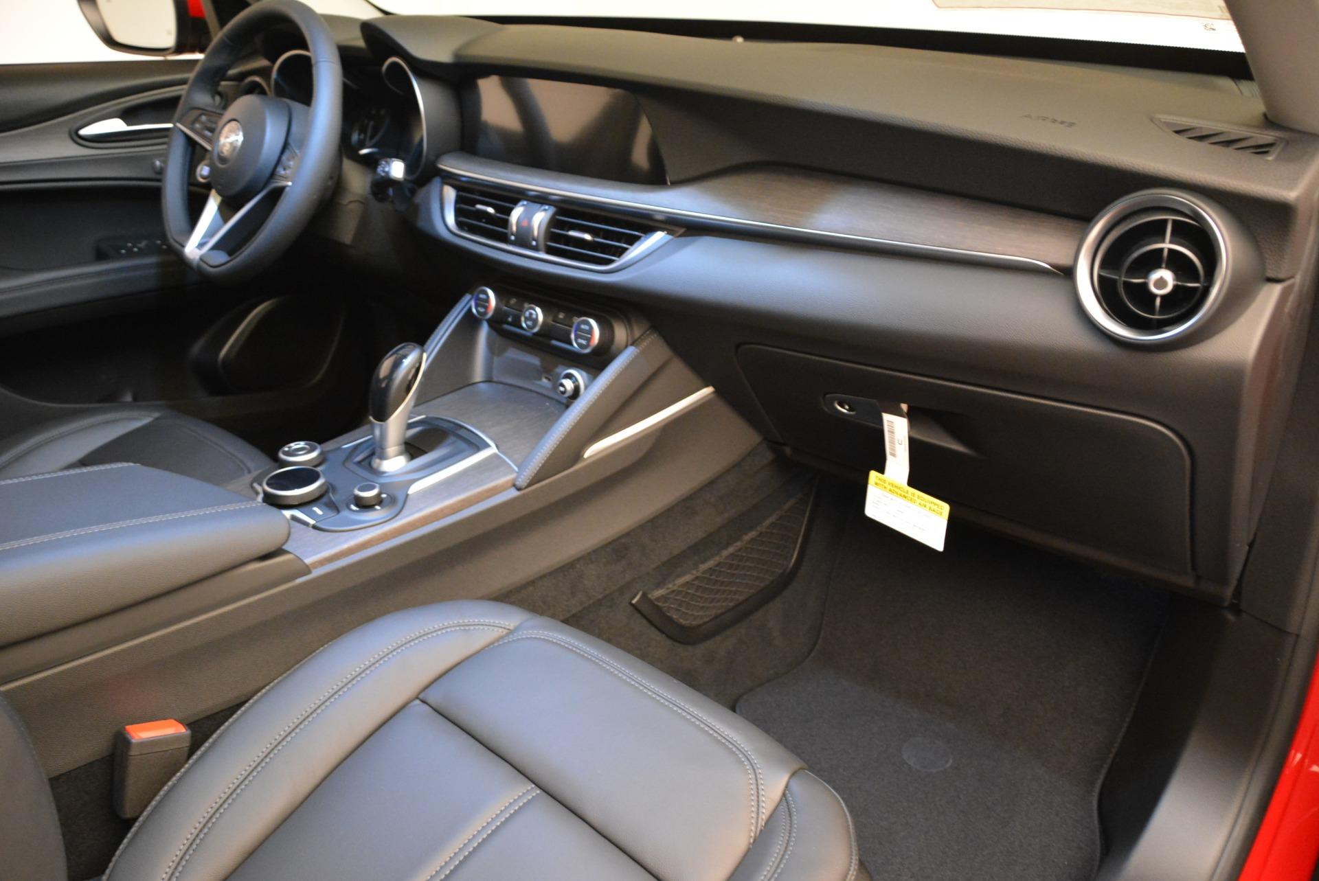 New 2018 Alfa Romeo Stelvio Ti Q4 For Sale In Greenwich, CT 1776_p19