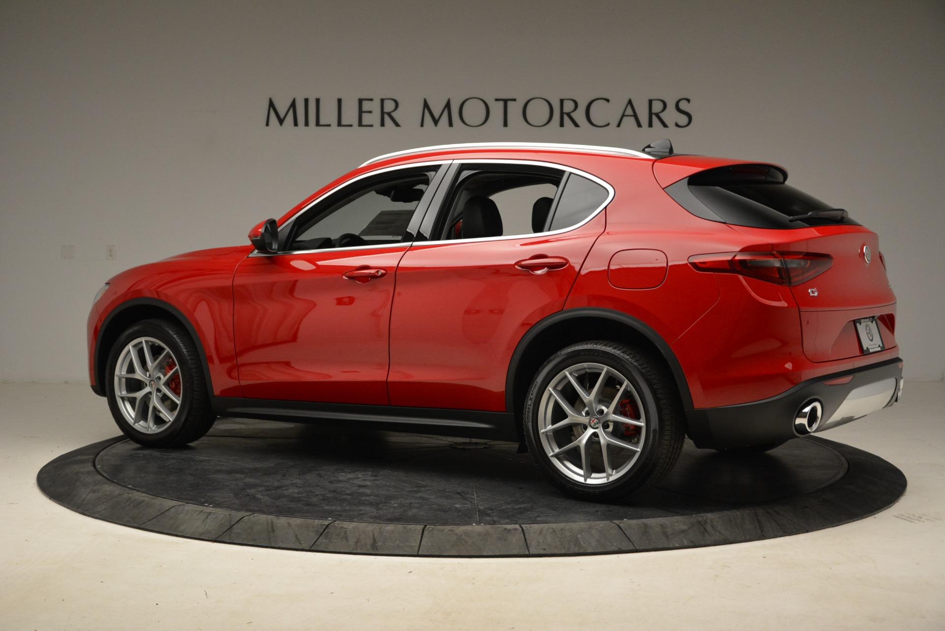 New 2018 Alfa Romeo Stelvio Ti Q4 For Sale In Greenwich, CT 1776_p4