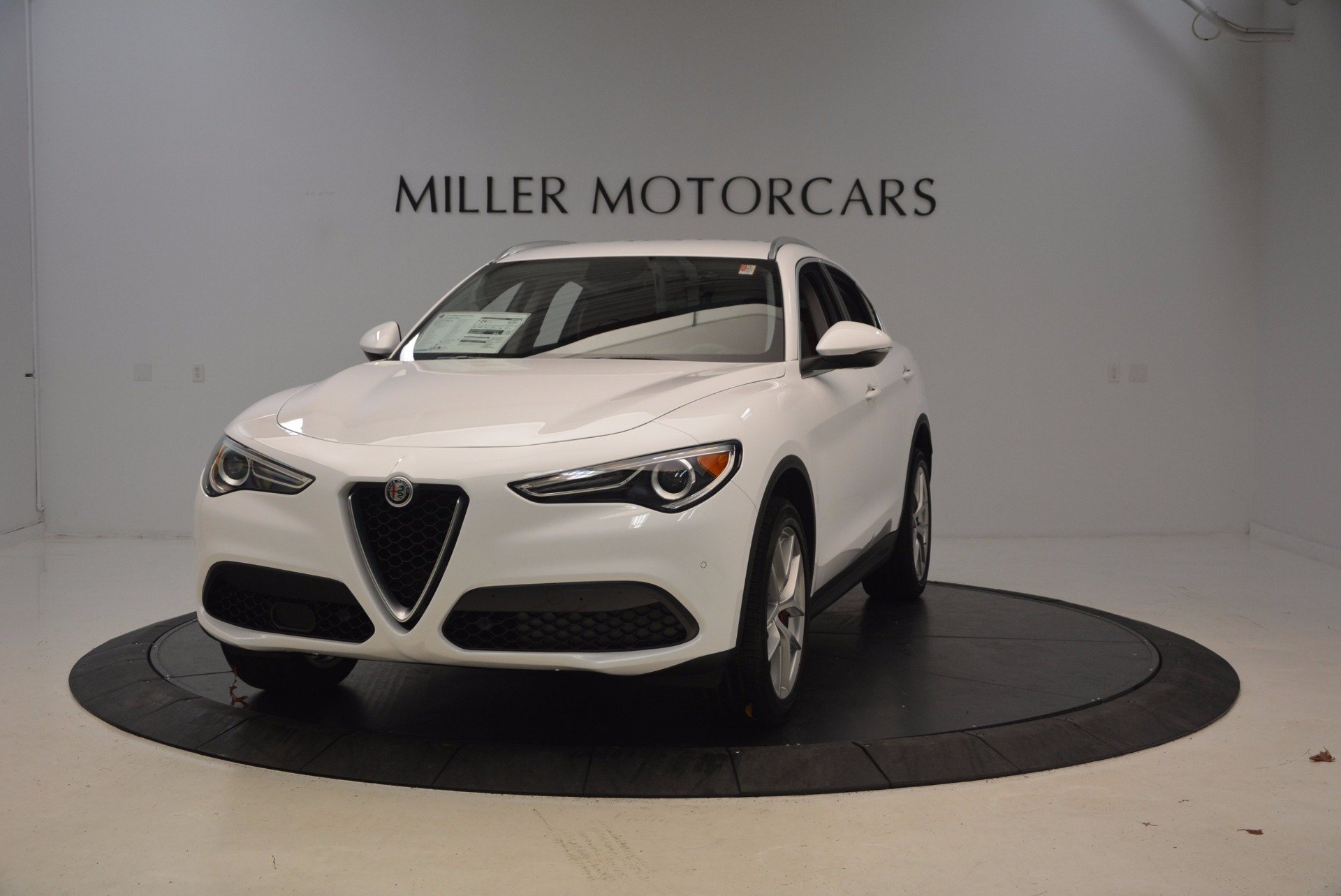New 2018 Alfa Romeo Stelvio Ti Q4 For Sale In Greenwich, CT 1779_main