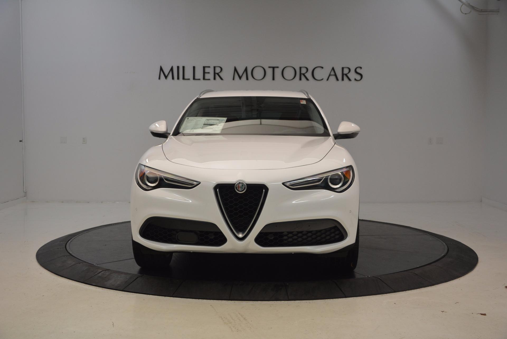 New 2018 Alfa Romeo Stelvio Ti Q4 For Sale In Greenwich, CT 1779_p12