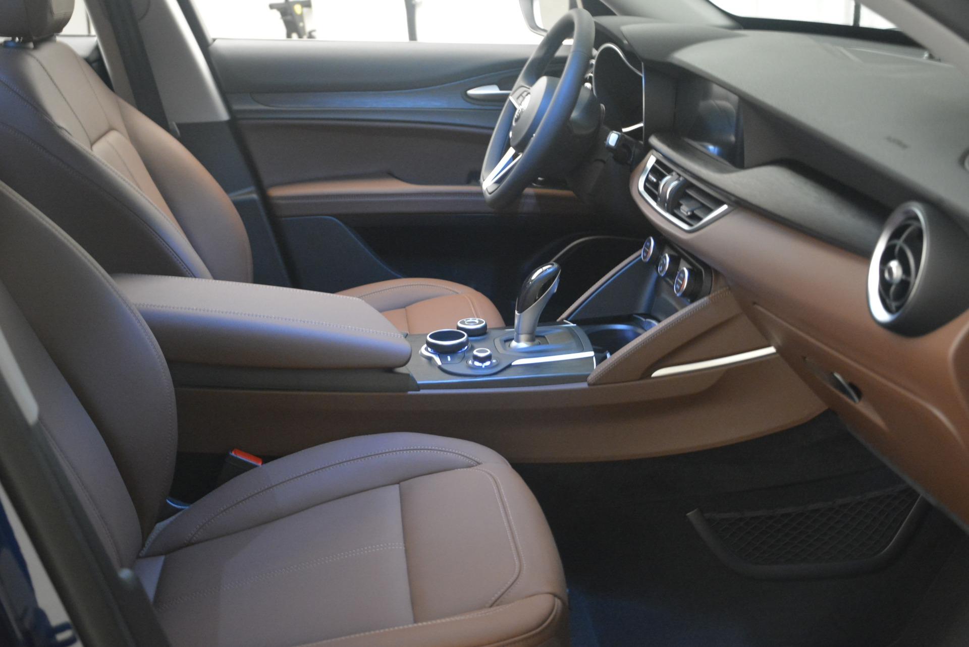 New 2018 Alfa Romeo Stelvio Q4 For Sale In Greenwich, CT 1780_p22