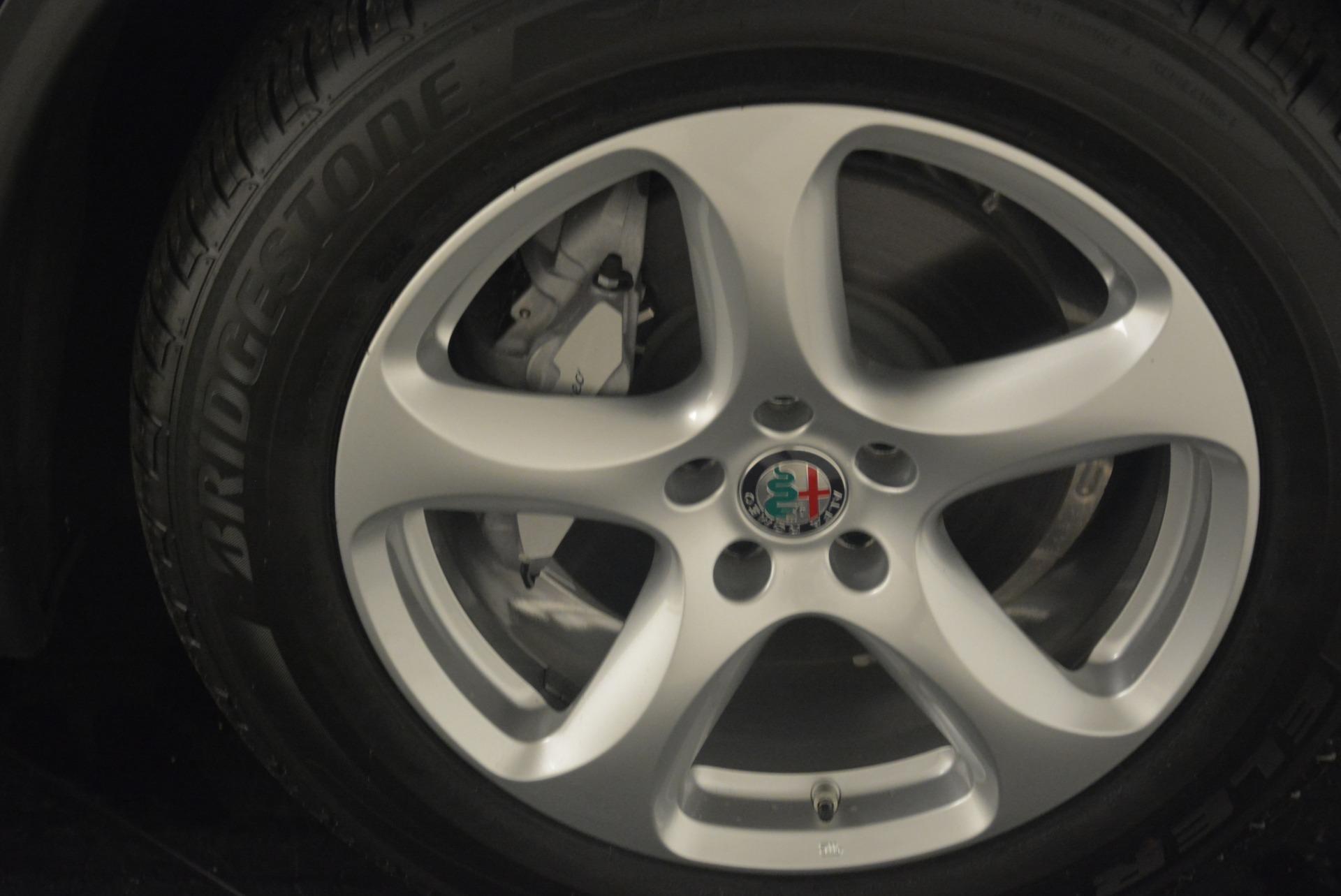 New 2018 Alfa Romeo Stelvio Q4 For Sale In Greenwich, CT 1780_p25