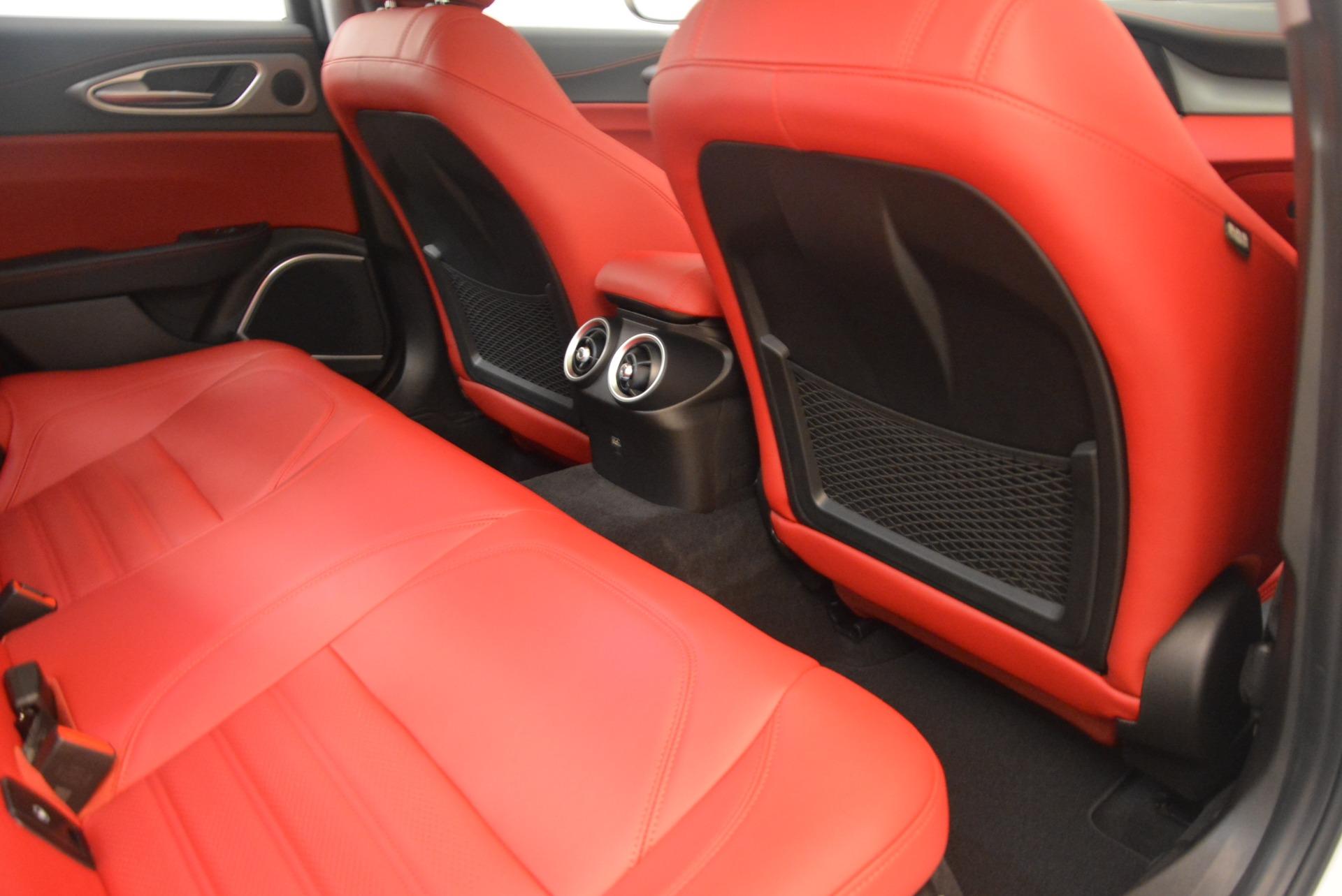 New 2018 Alfa Romeo Giulia Ti Sport Q4 For Sale In Greenwich, CT 1781_p22