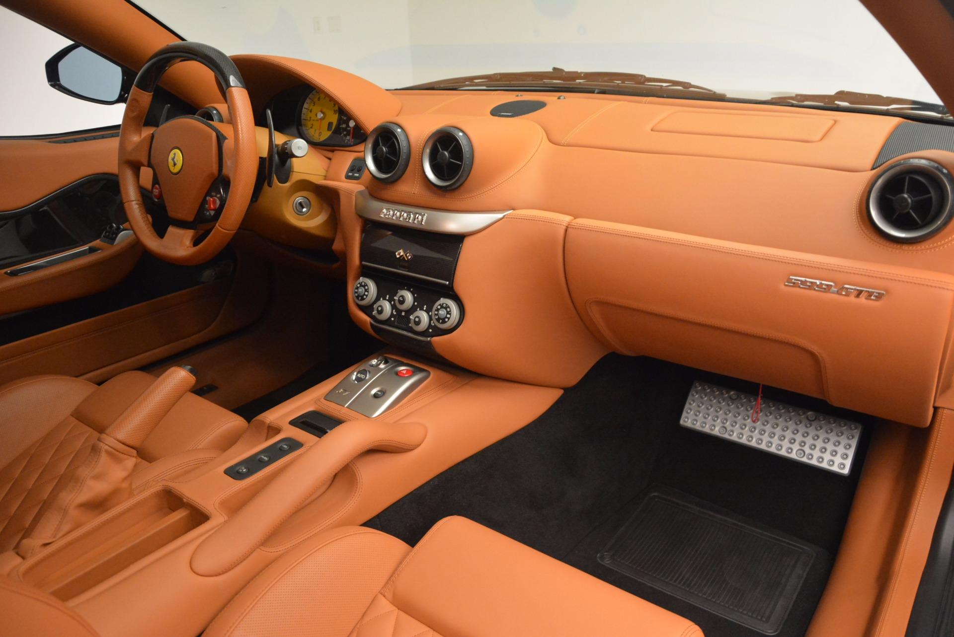 Used 2008 Ferrari 599 GTB Fiorano  For Sale In Greenwich, CT 1785_p17