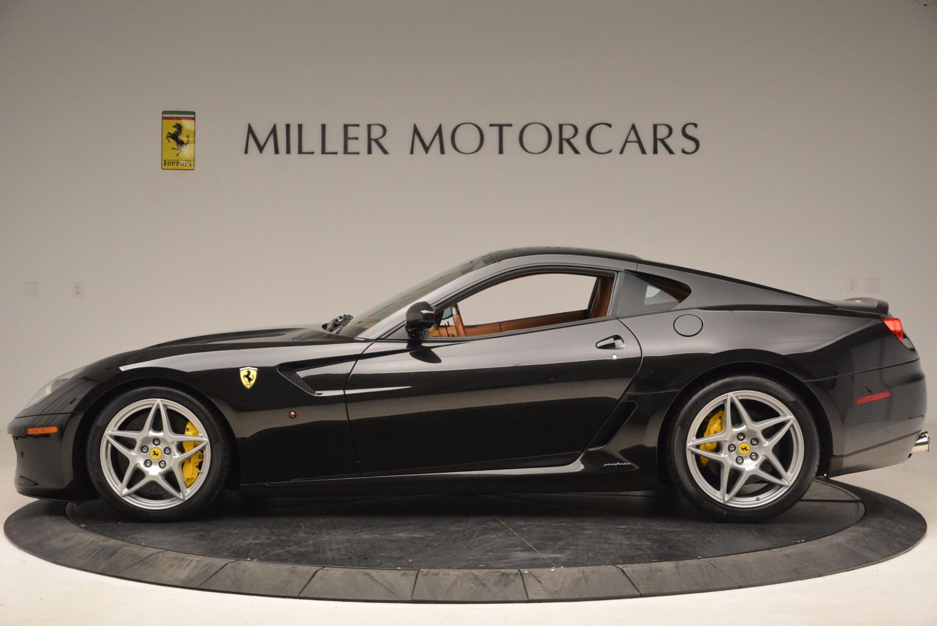Used 2008 Ferrari 599 GTB Fiorano  For Sale In Greenwich, CT 1785_p3