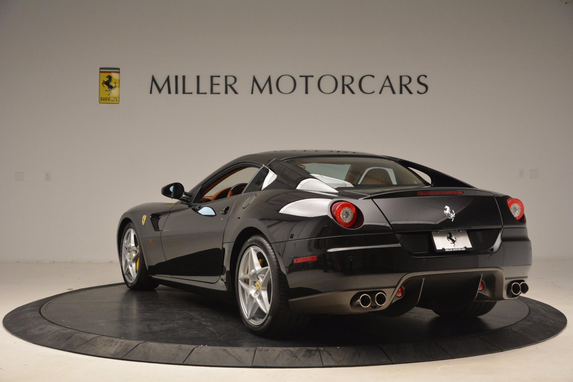 Used 2008 Ferrari 599 GTB Fiorano  For Sale In Greenwich, CT 1785_p5