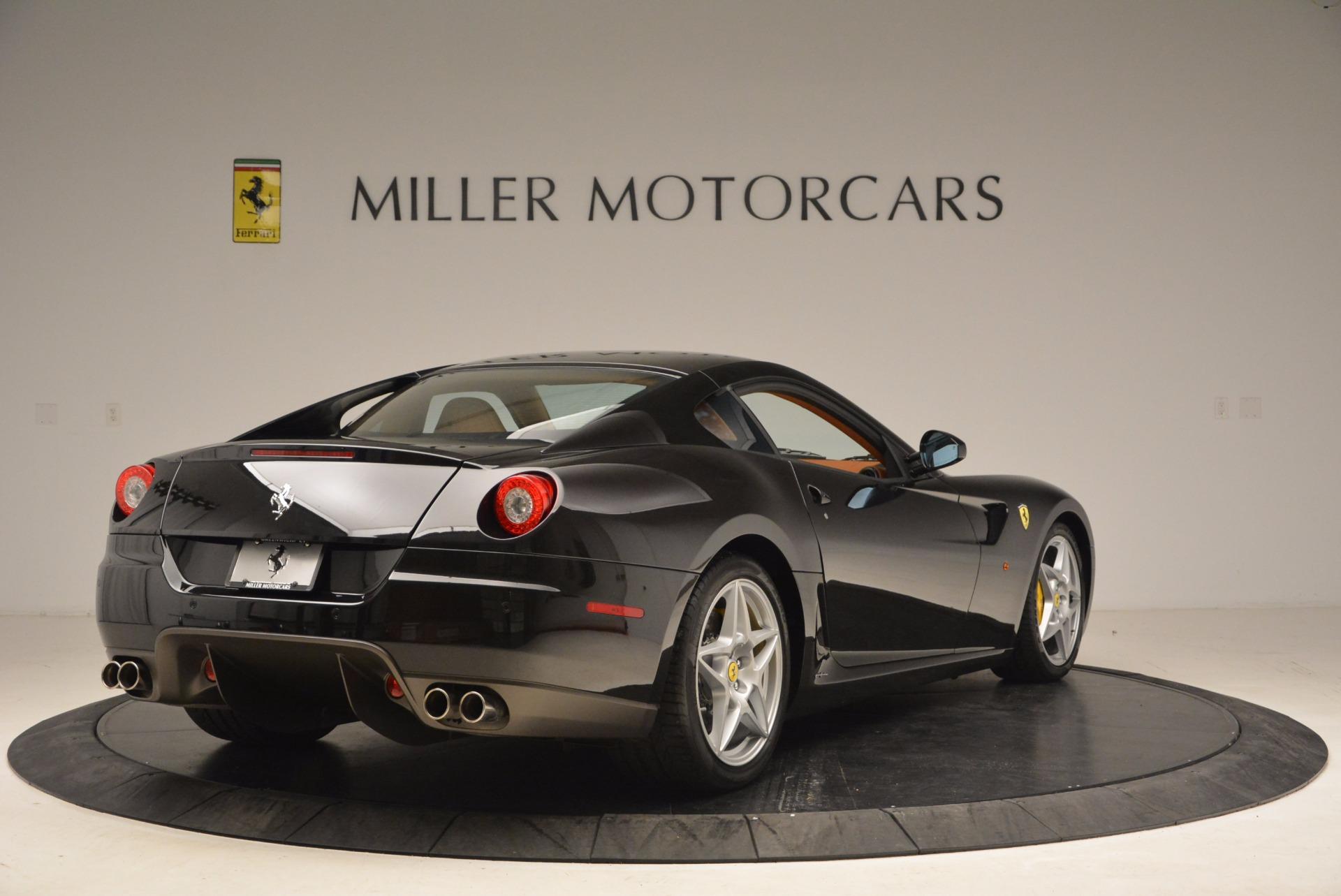 Used 2008 Ferrari 599 GTB Fiorano  For Sale In Greenwich, CT 1785_p7