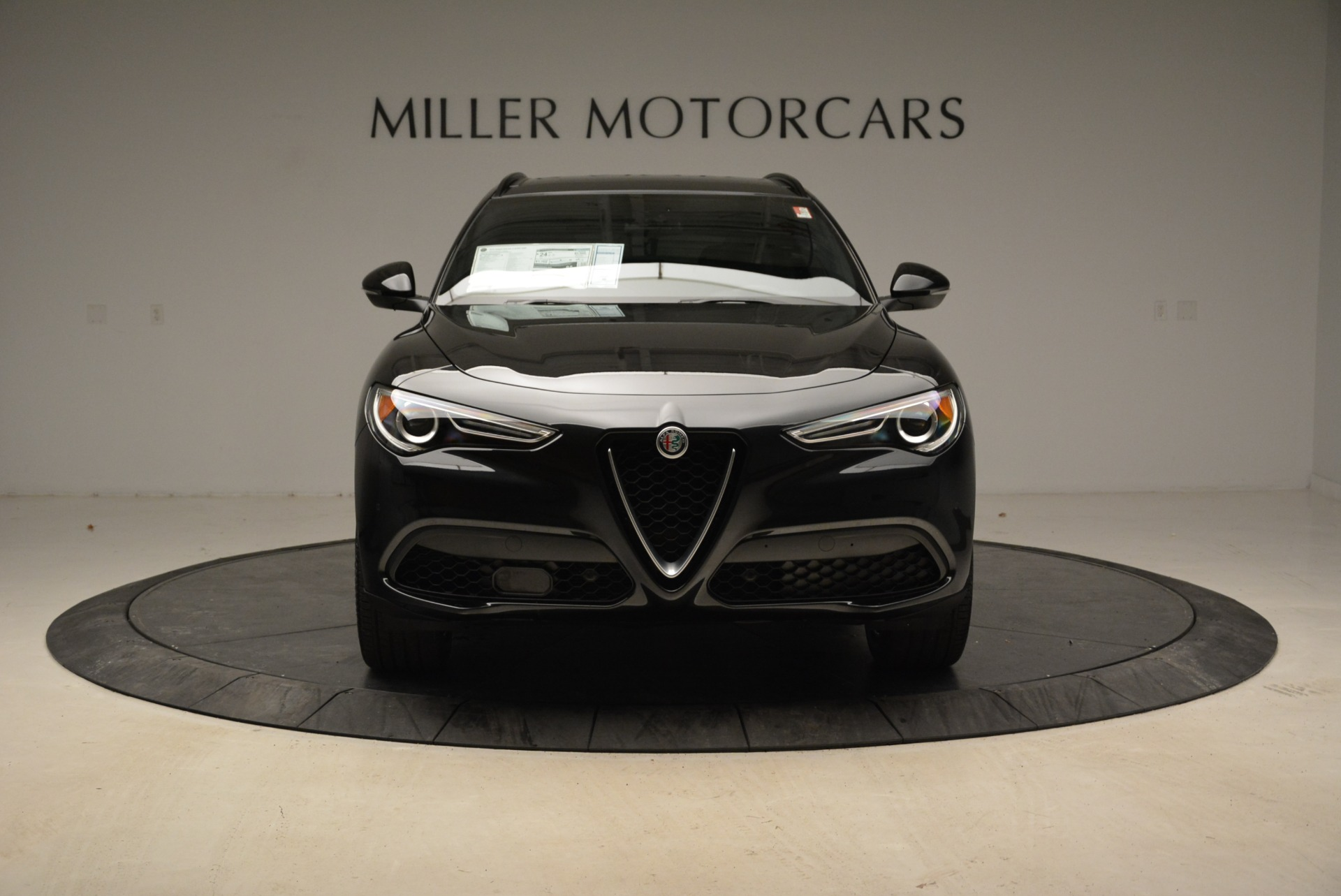 New 2018 Alfa Romeo Stelvio Ti Sport Q4 For Sale In Greenwich, CT 1788_p12