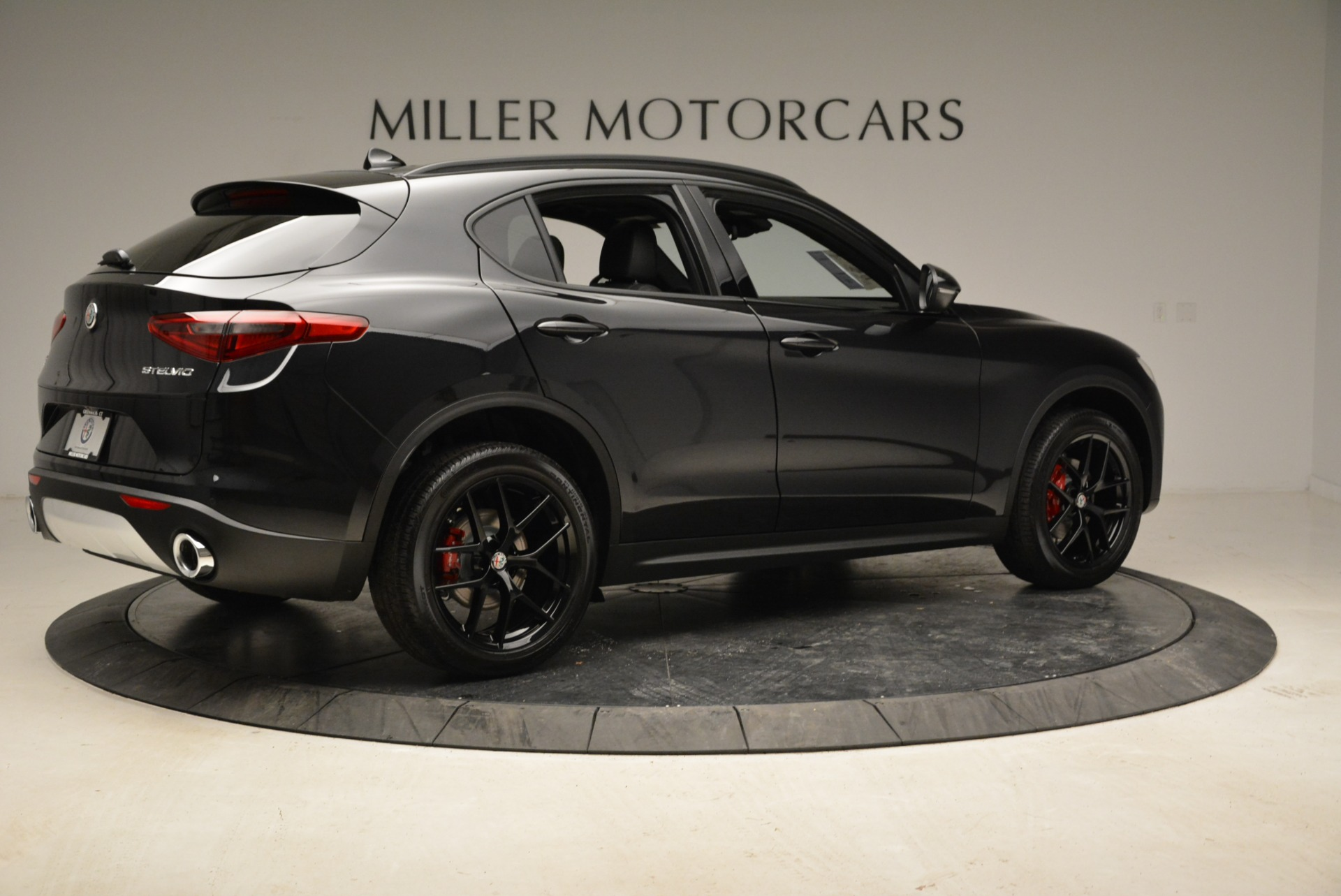 New 2018 Alfa Romeo Stelvio Ti Sport Q4 For Sale In Greenwich, CT 1788_p8
