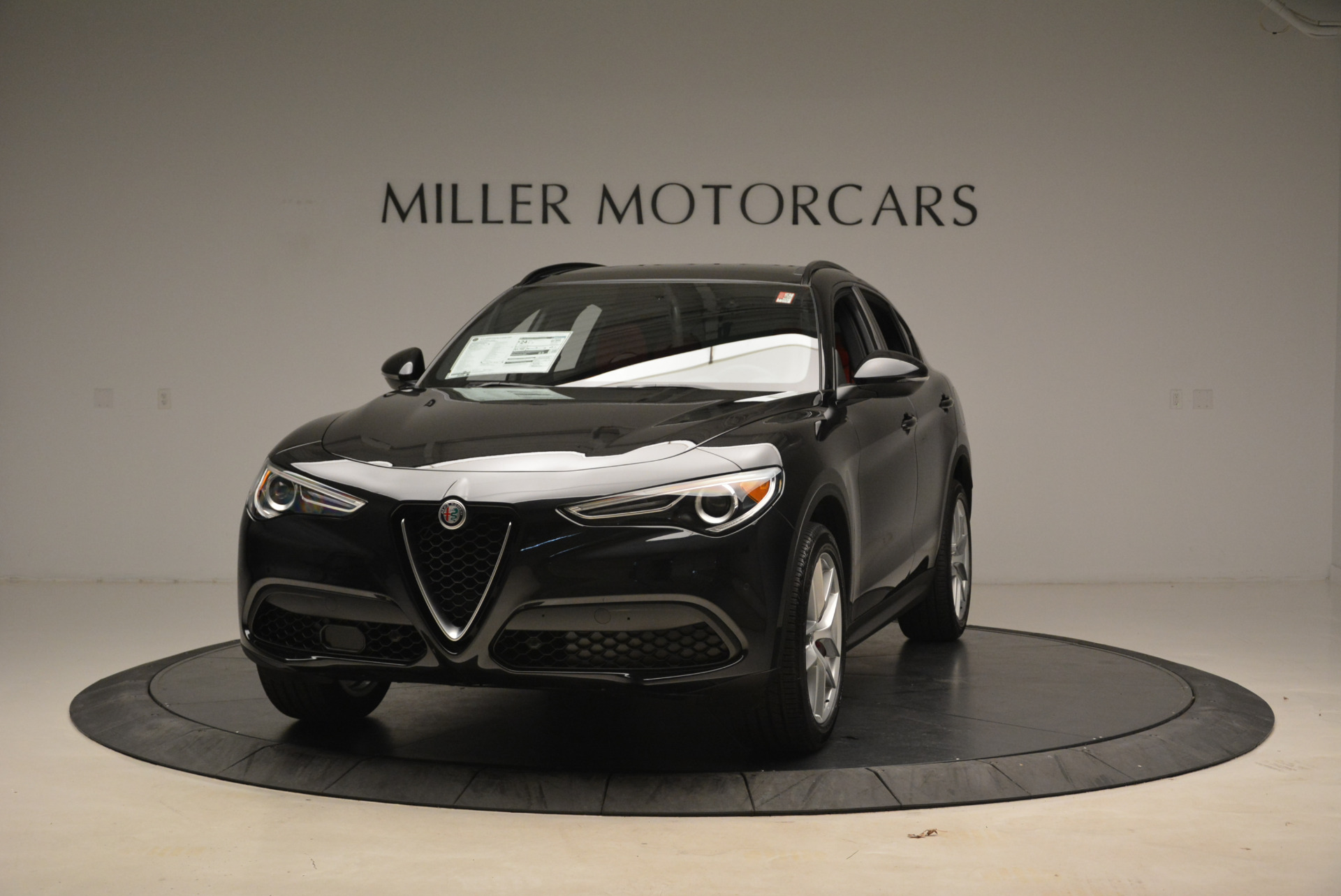 New 2018 Alfa Romeo Stelvio Ti Sport Q4 For Sale In Greenwich, CT 1789_main