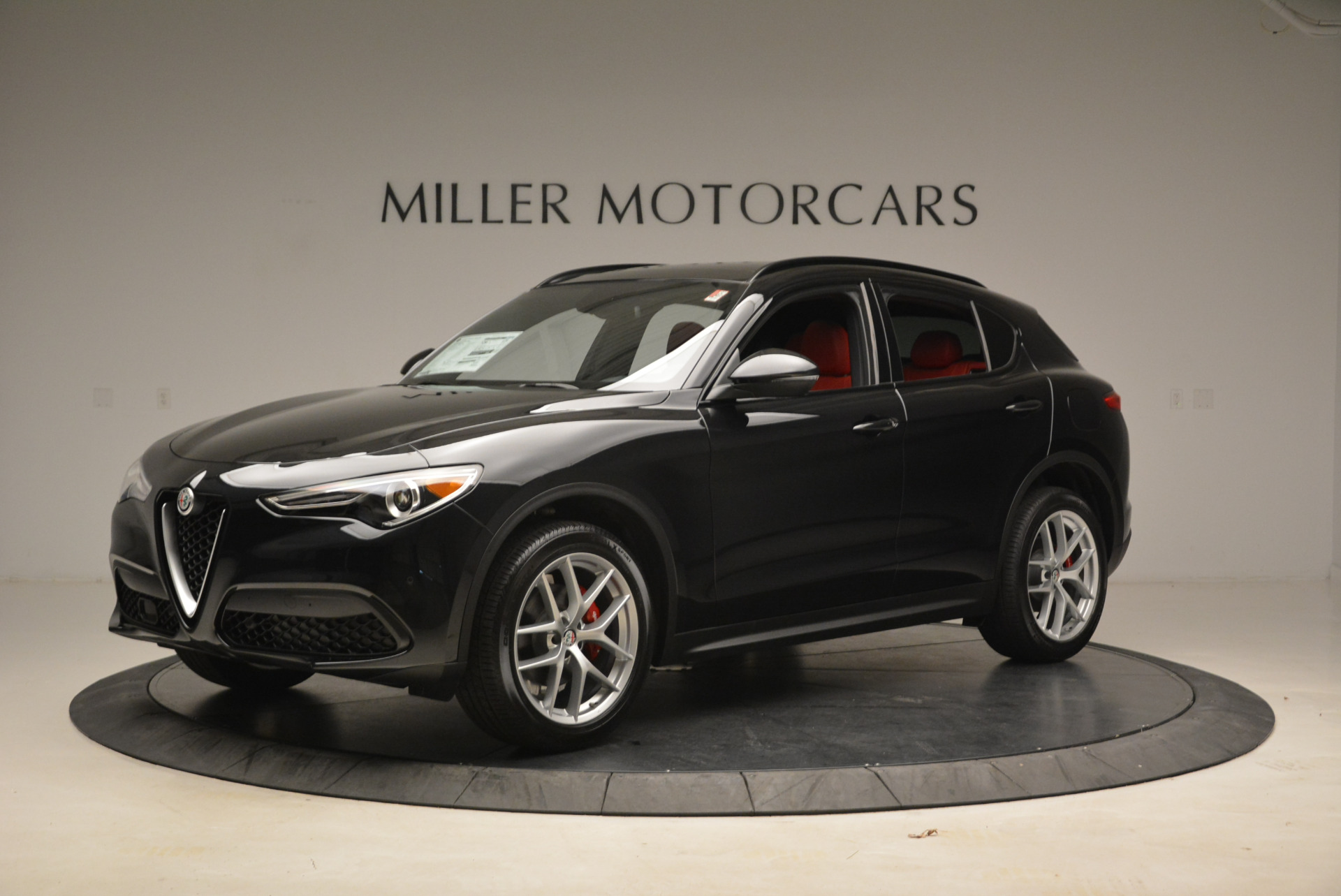 New 2018 Alfa Romeo Stelvio Ti Sport Q4 For Sale In Greenwich, CT 1789_p2