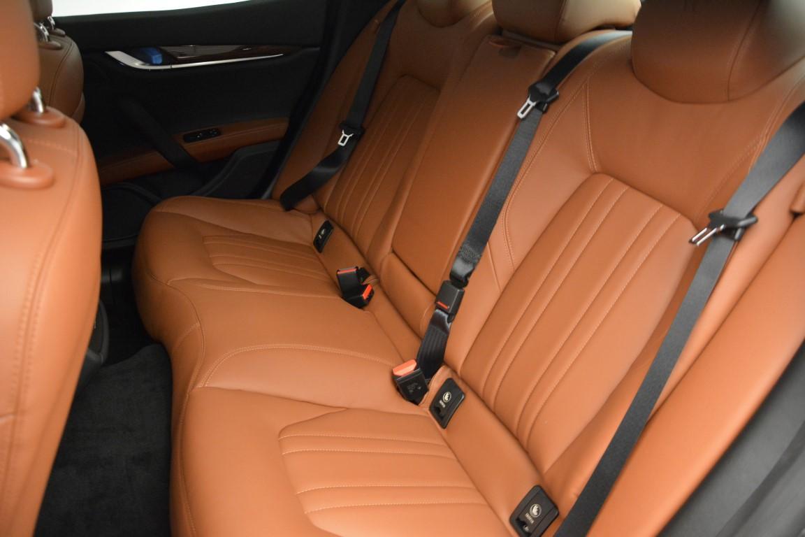 New 2016 Maserati Ghibli S Q4 For Sale In Greenwich, CT 179_p14