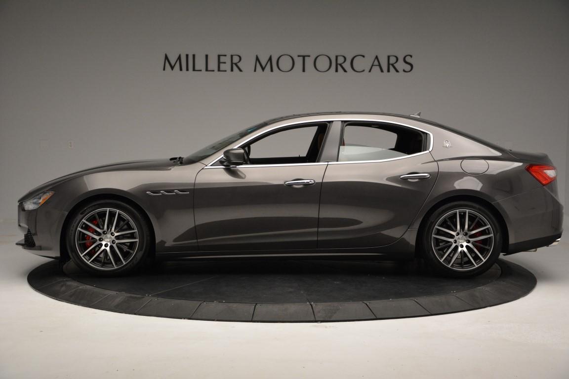 New 2016 Maserati Ghibli S Q4 For Sale In Greenwich, CT 179_p3