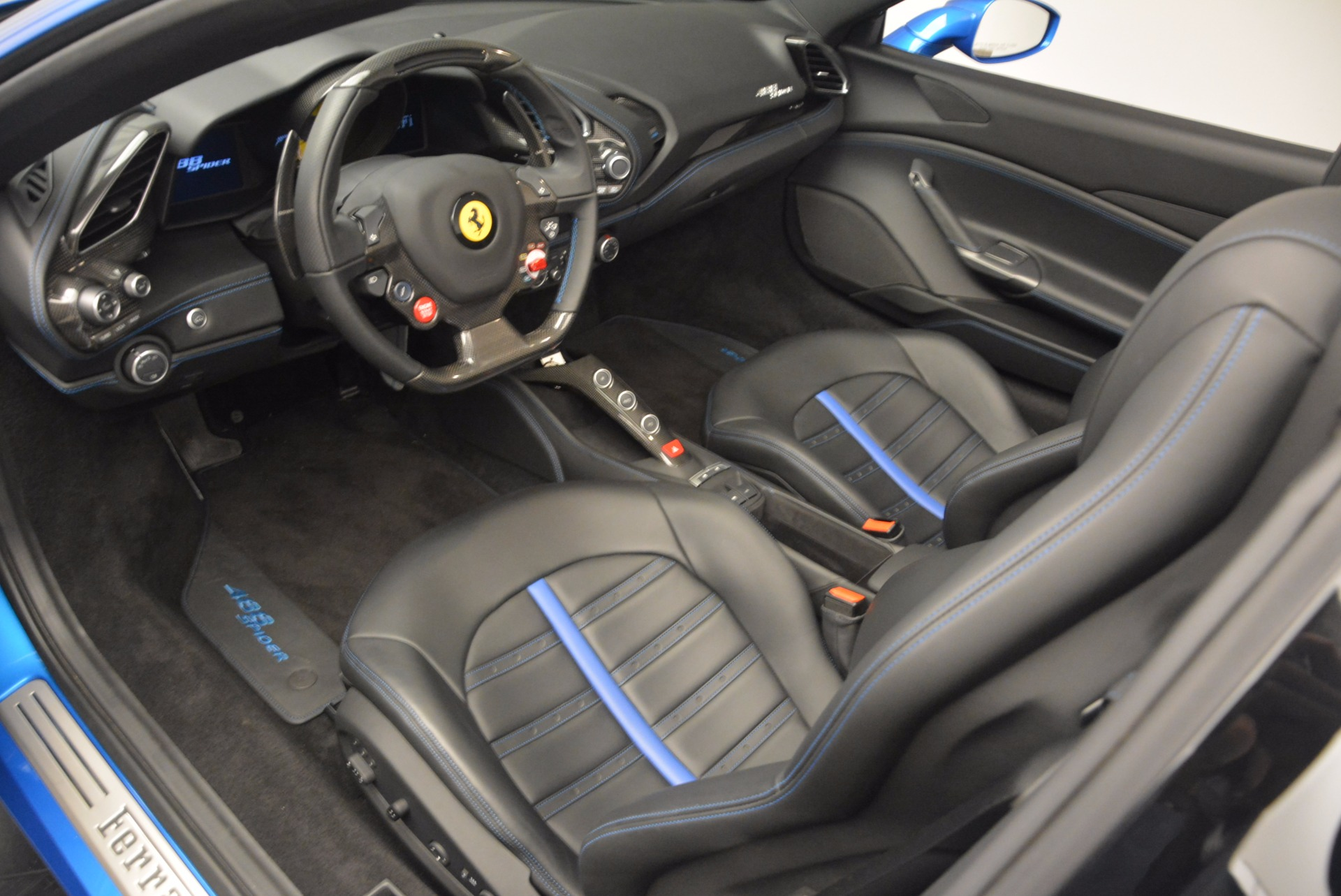 Used 2017 Ferrari 488 Spider  For Sale In Greenwich, CT 1791_p19