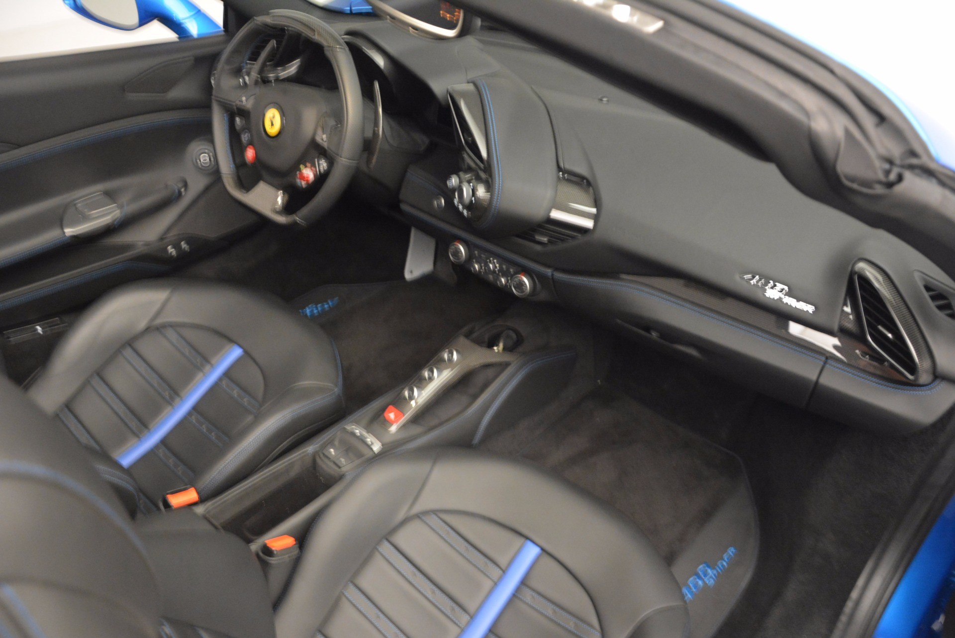 Used 2017 Ferrari 488 Spider  For Sale In Greenwich, CT 1791_p23