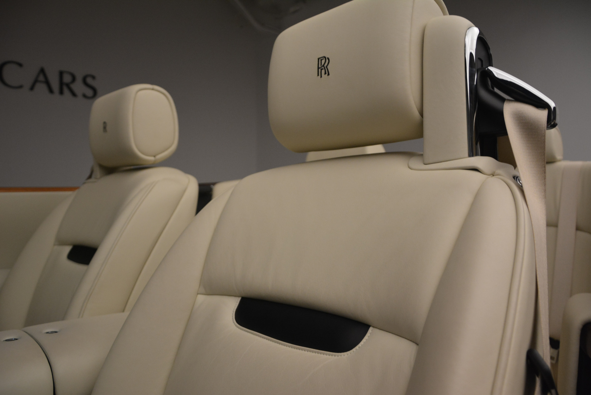 Used 2009 Rolls-Royce Phantom Drophead Coupe  For Sale In Greenwich, CT 1792_p33