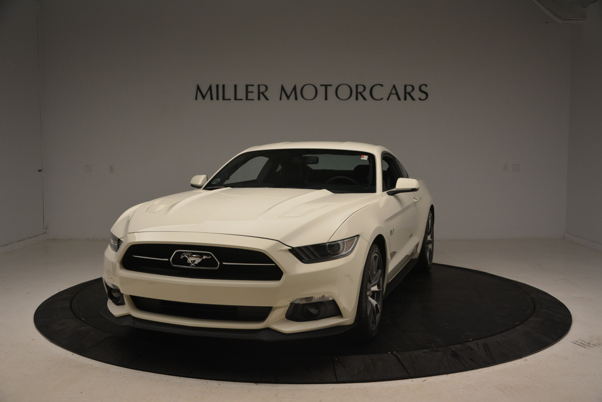Used 2015 Ford Mustang GT 50 Years Limited Edition For Sale In Greenwich, CT 1793_main