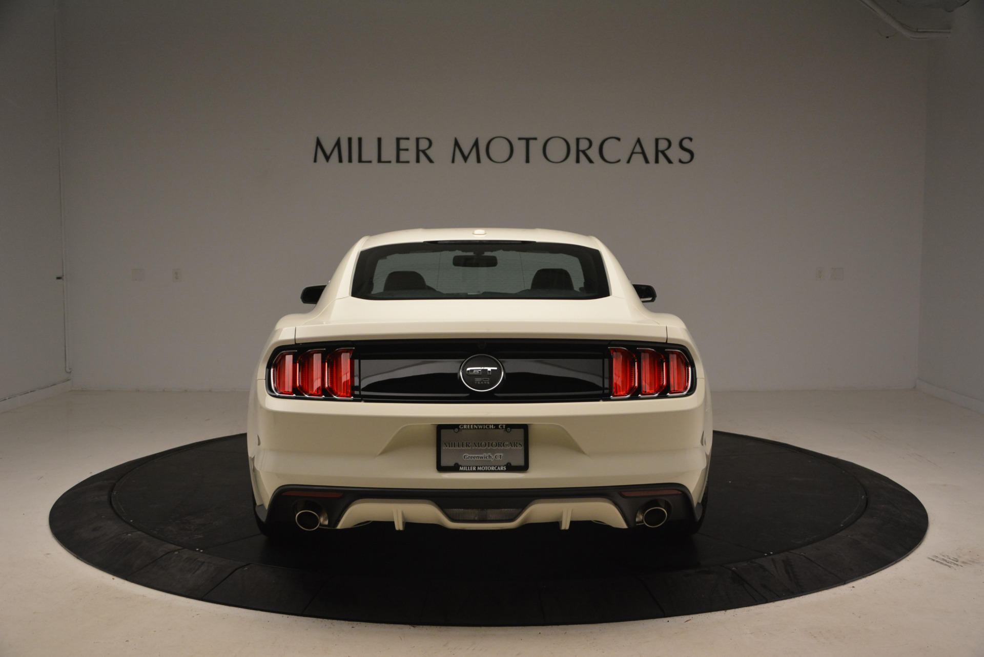 Used 2015 Ford Mustang GT 50 Years Limited Edition For Sale In Greenwich, CT 1793_p6