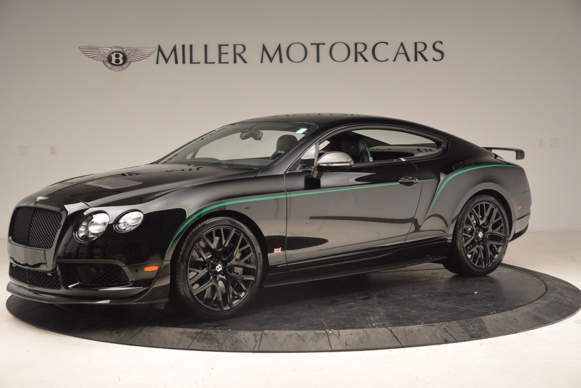 Used 2015 Bentley Continental GT GT3-R For Sale In Greenwich, CT 1794_p2