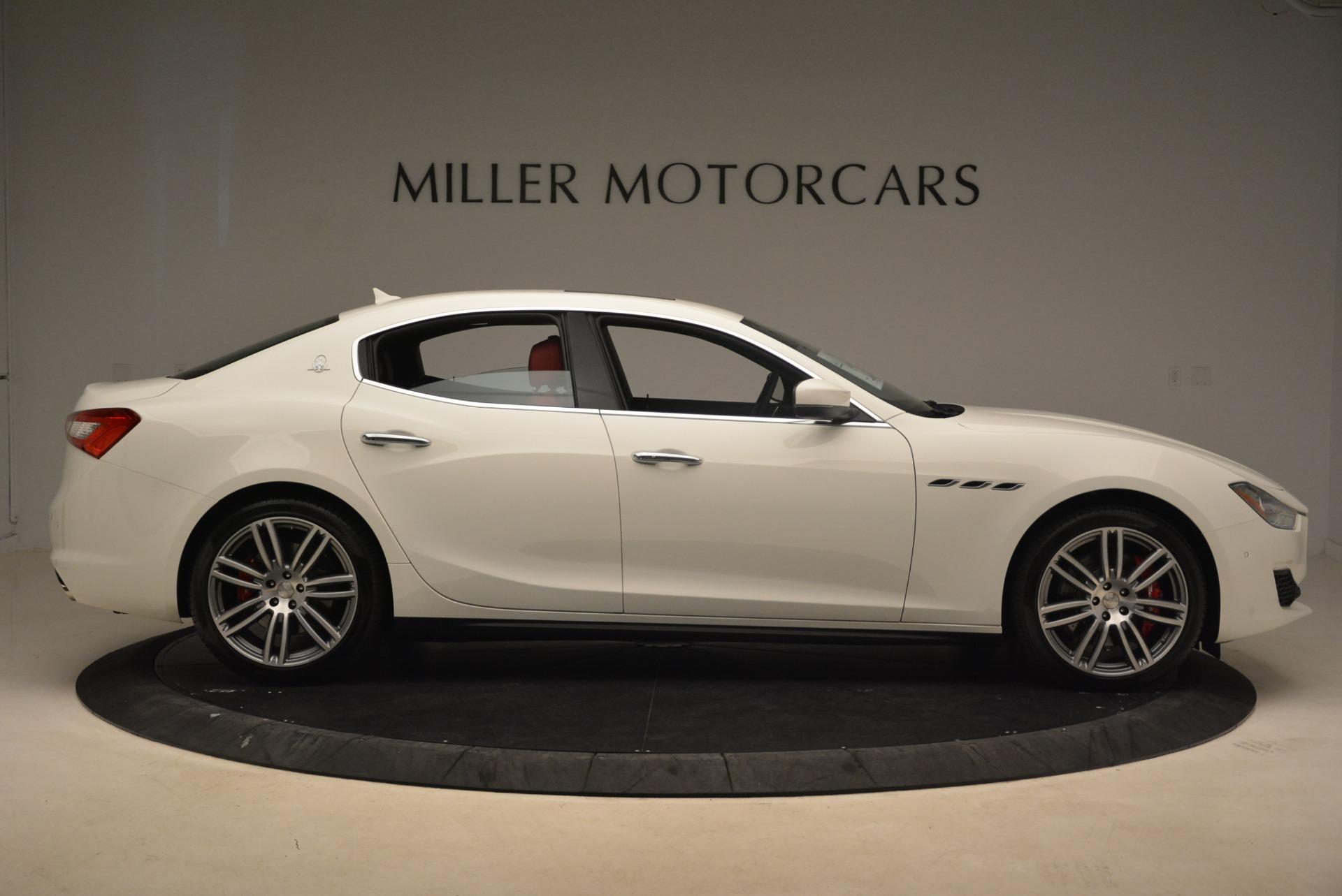 New 2018 Maserati Ghibli S Q4 For Sale In Greenwich, CT 1798_p8