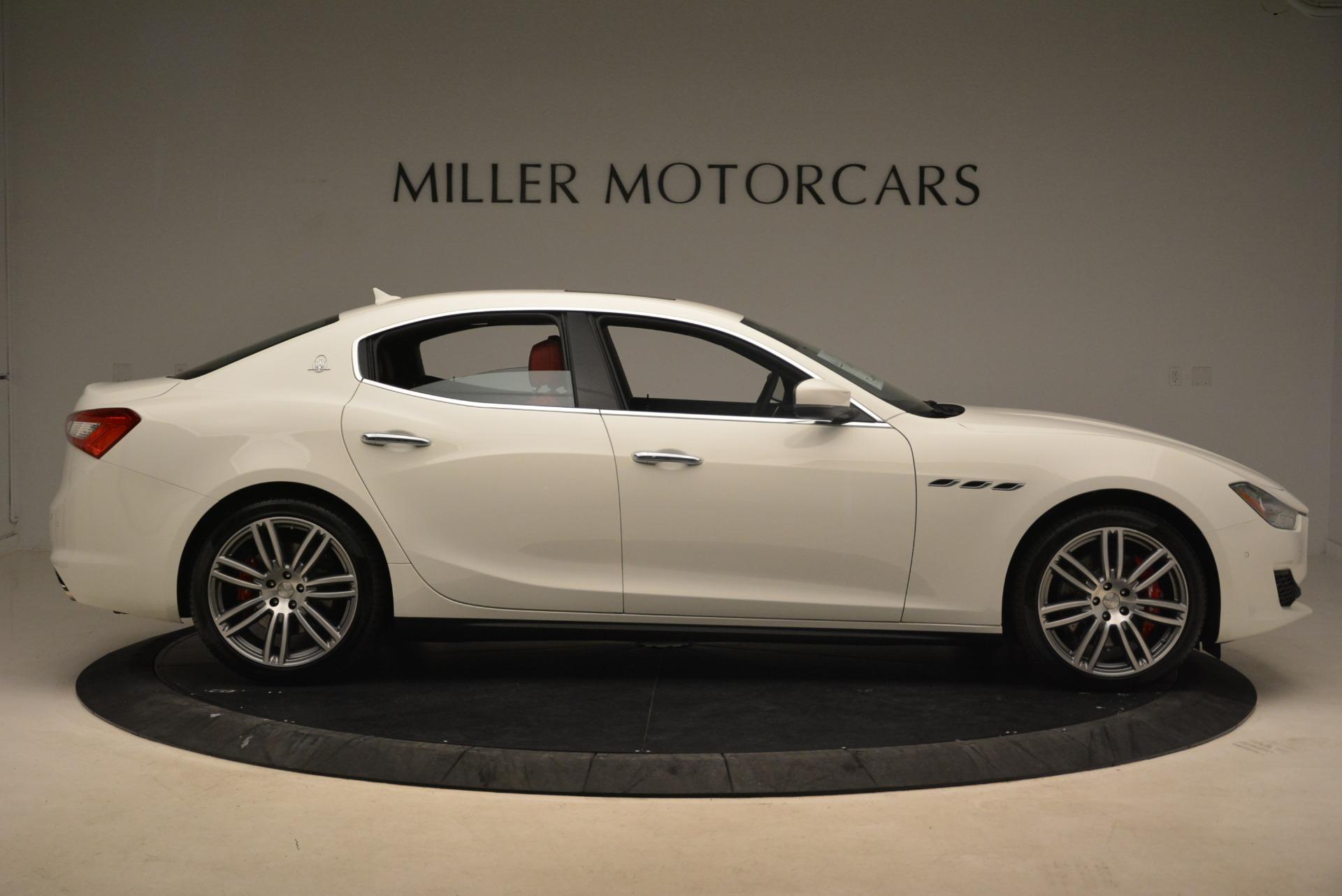 New 2018 Maserati Ghibli S Q4 For Sale In Greenwich, CT 1798_p9