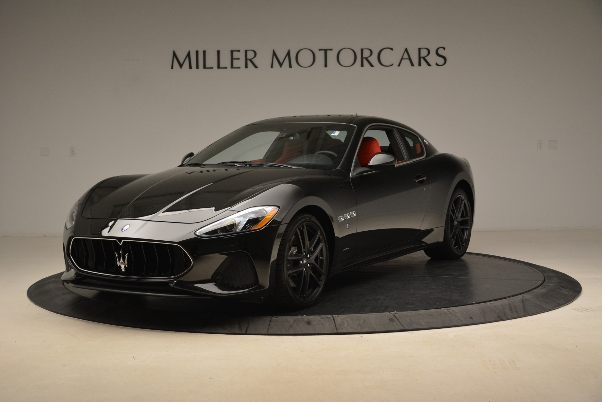 New 2018 Maserati GranTurismo Sport For Sale In Greenwich, CT
