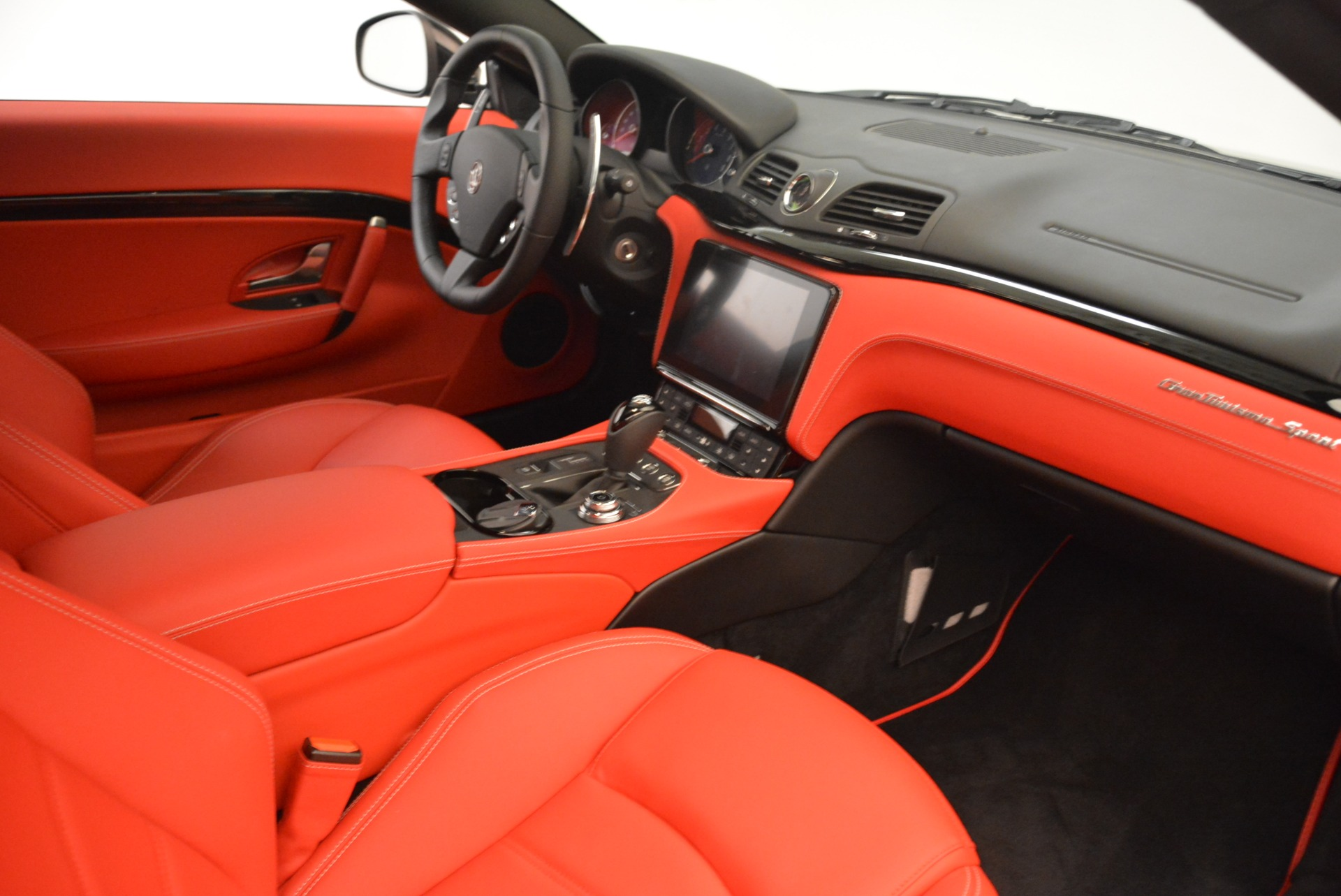 New 2018 Maserati GranTurismo Sport For Sale In Greenwich, CT 1799_p19
