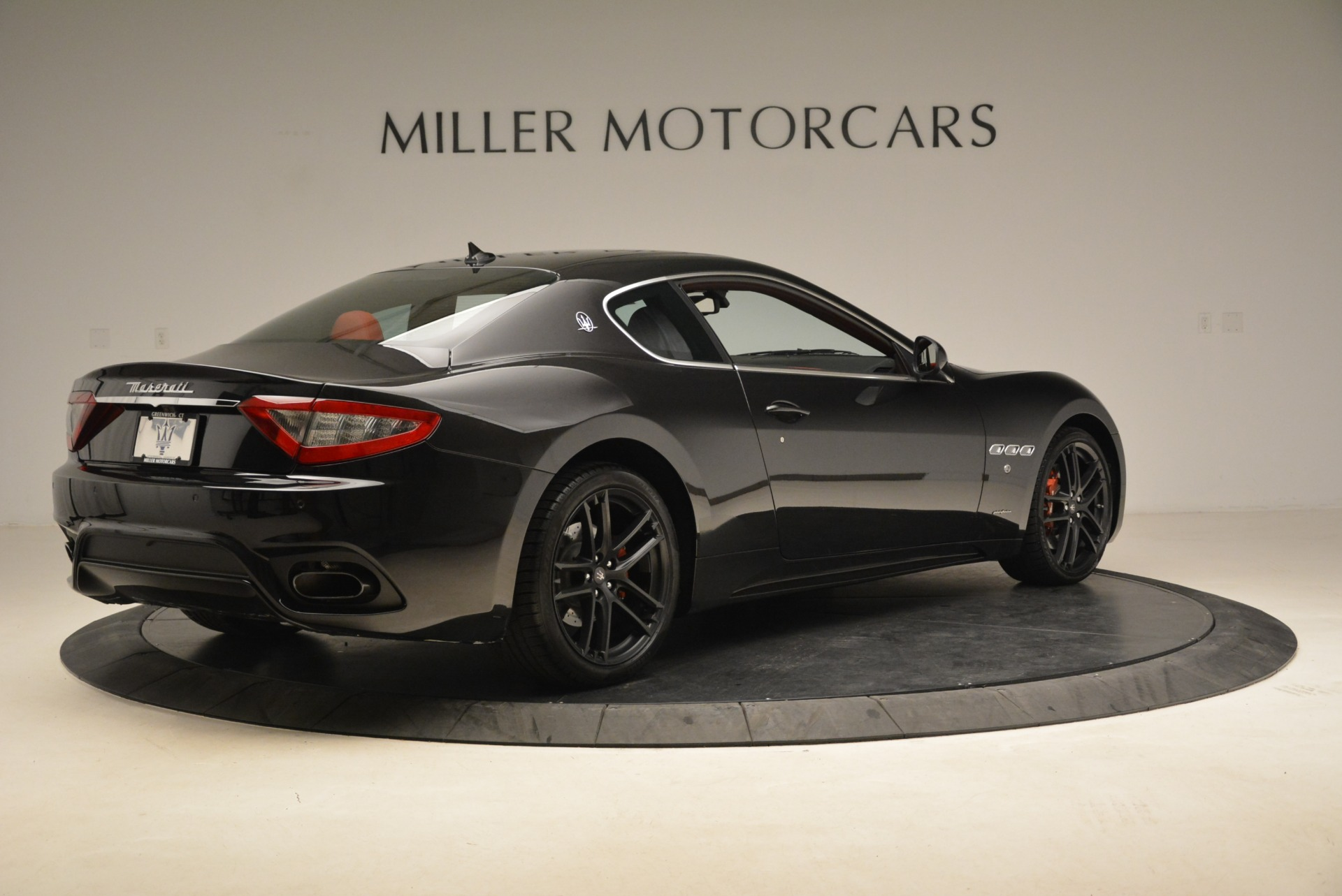 New 2018 Maserati GranTurismo Sport For Sale In Greenwich, CT 1799_p7