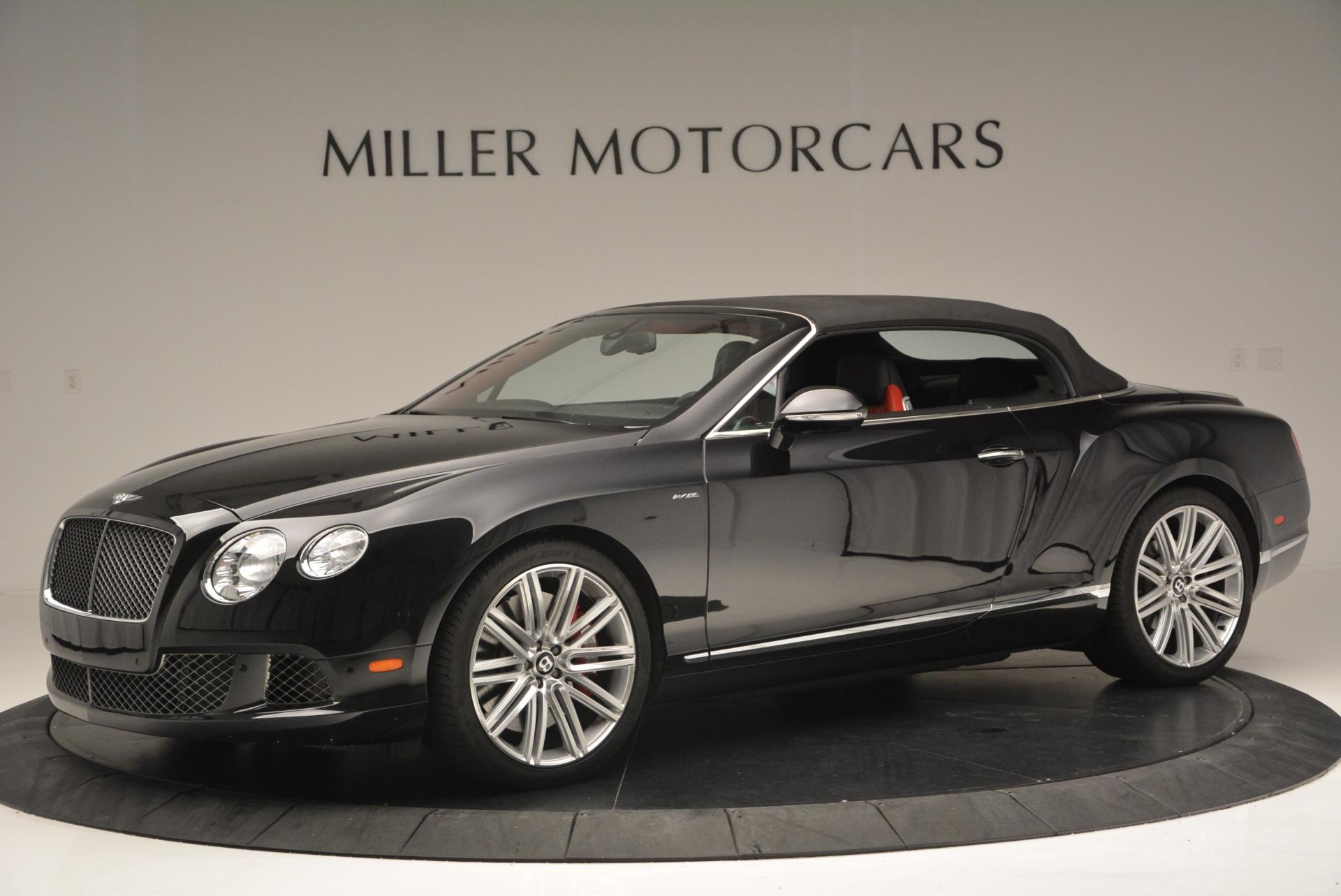 Used 2014 Bentley Continental GT Speed Convertible For Sale In Greenwich, CT 18_p15