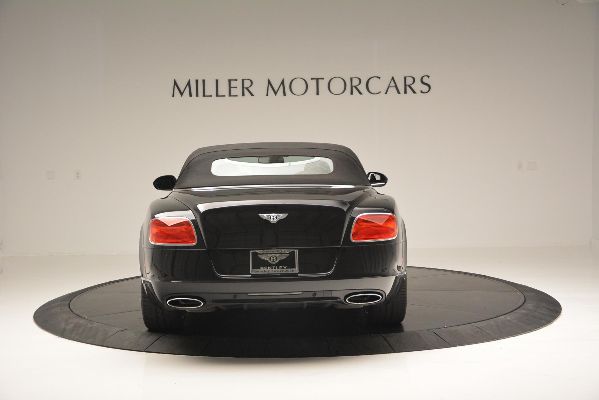 Used 2014 Bentley Continental GT Speed Convertible For Sale In Greenwich, CT 18_p19