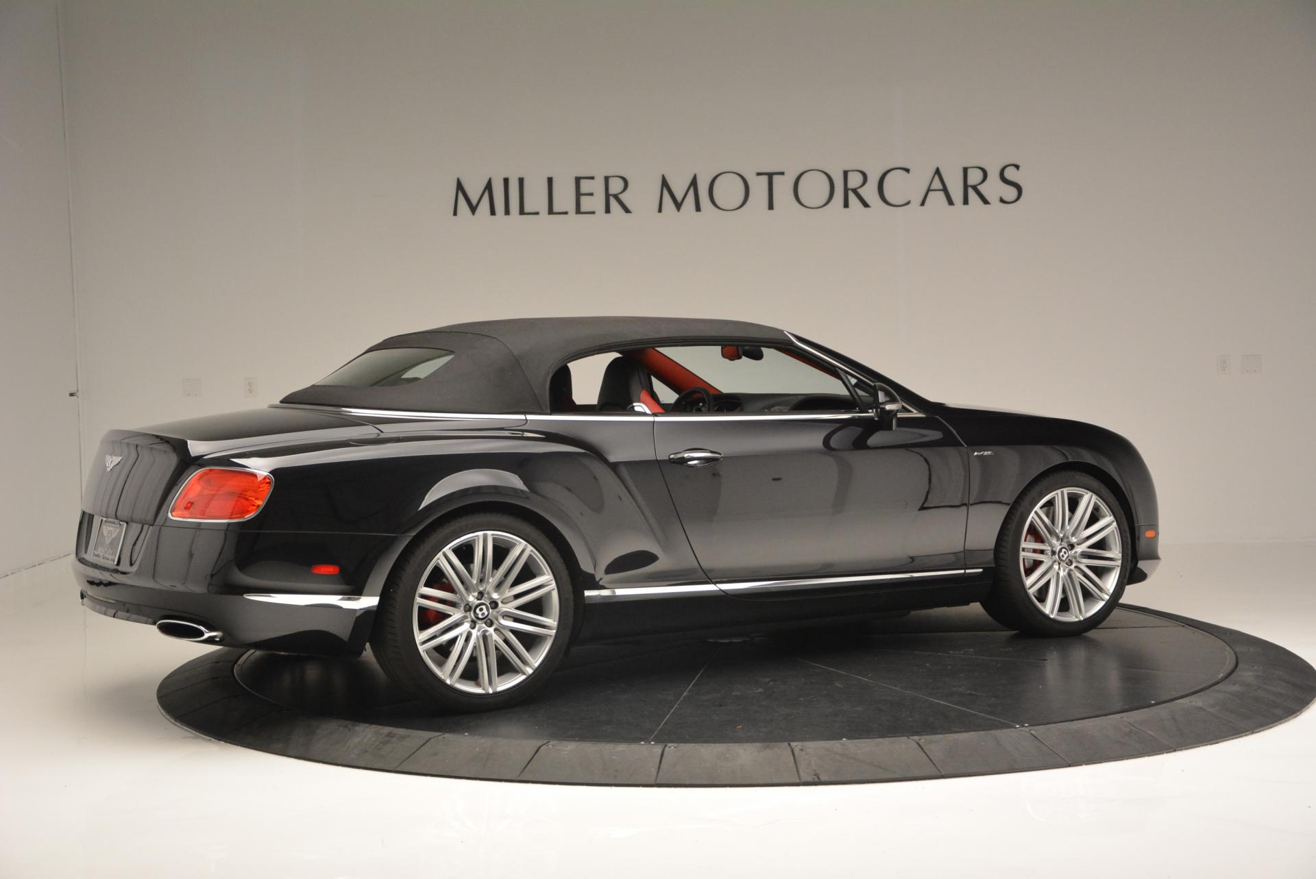 Used 2014 Bentley Continental GT Speed Convertible For Sale In Greenwich, CT 18_p21