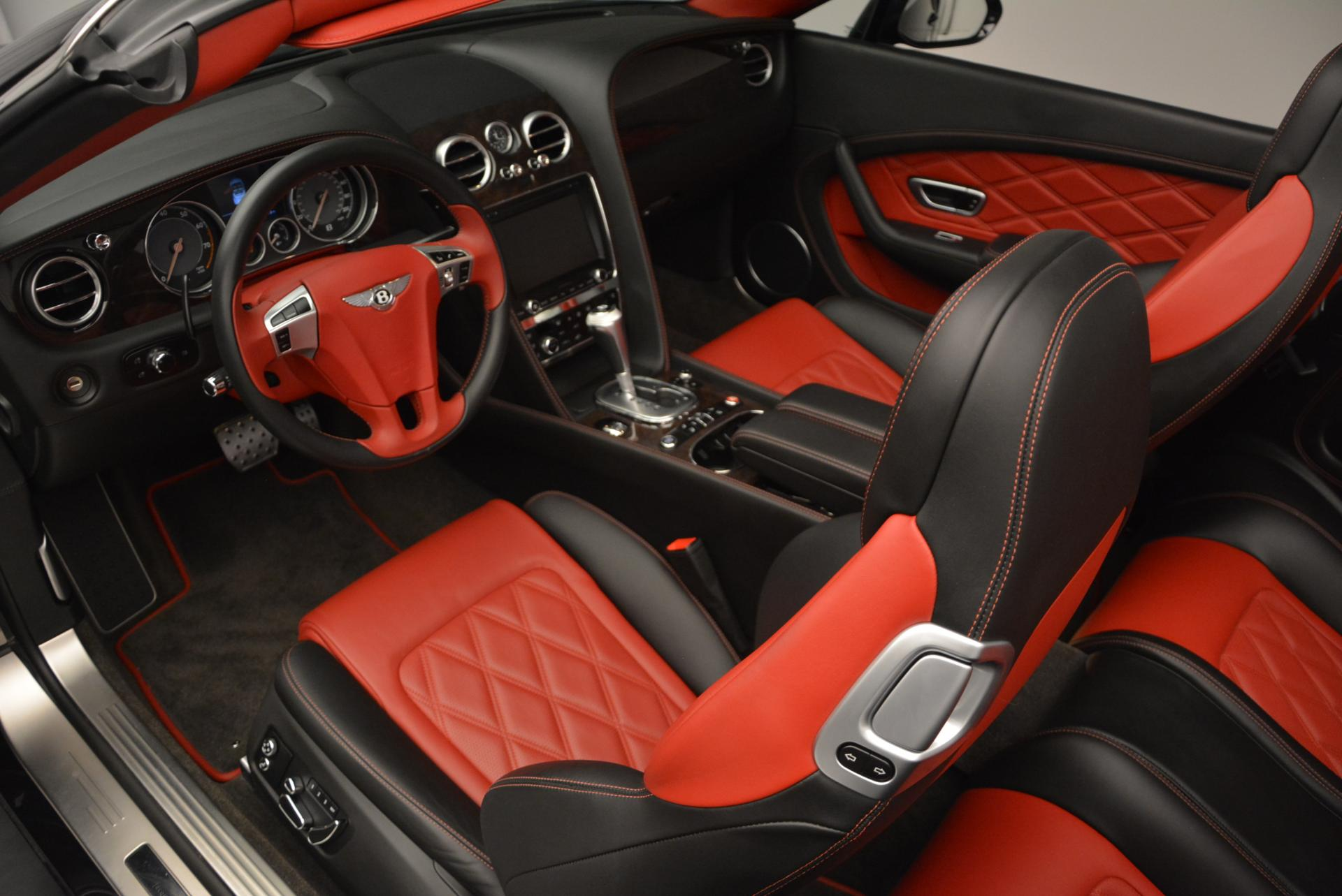 Used 2014 Bentley Continental GT Speed Convertible For Sale In Greenwich, CT 18_p29