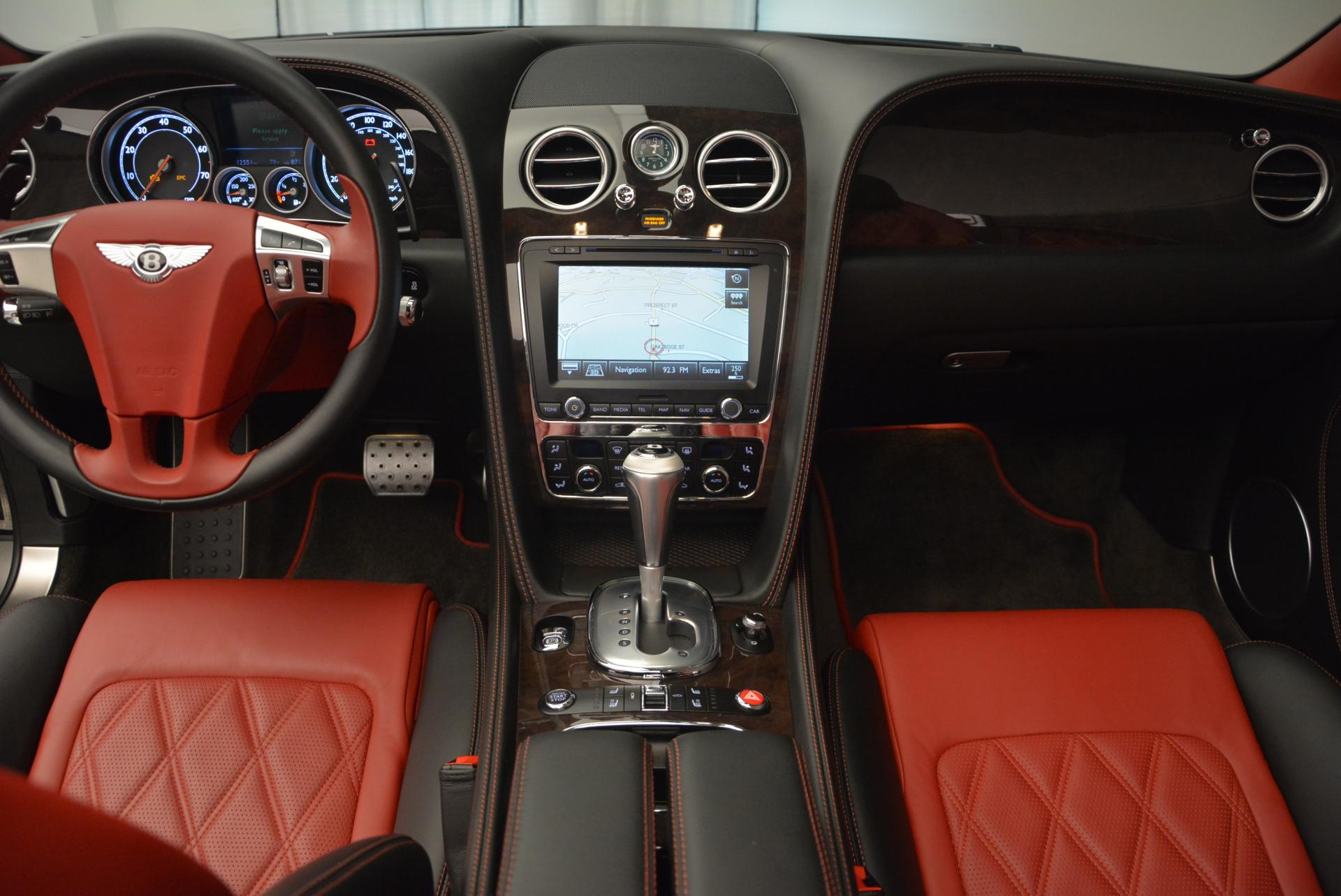 Used 2014 Bentley Continental GT Speed Convertible For Sale In Greenwich, CT 18_p36