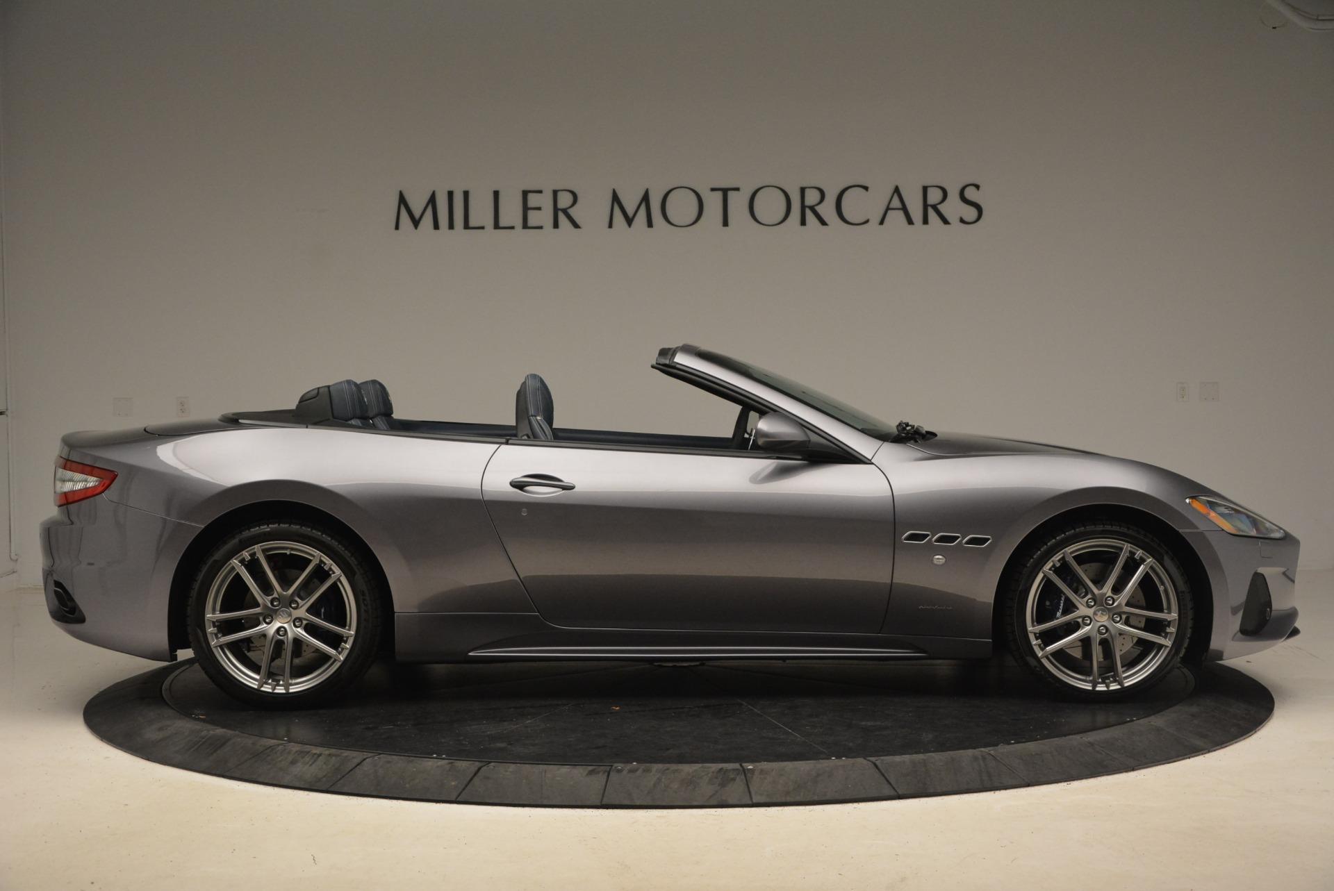 New 2018 Maserati GranTurismo Sport Convertible For Sale In Greenwich, CT 1802_p18
