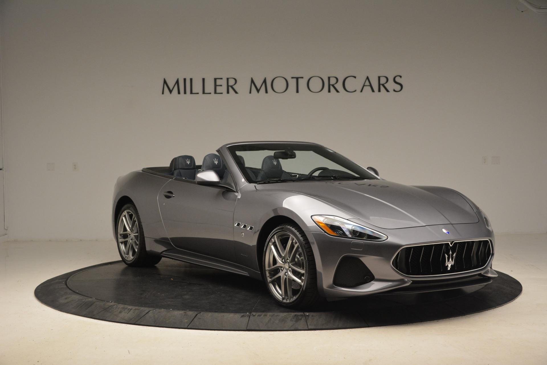 New 2018 Maserati GranTurismo Sport Convertible For Sale In Greenwich, CT 1802_p22