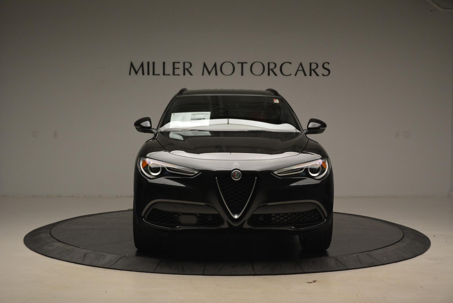 New 2018 Alfa Romeo Stelvio Ti Sport Q4 For Sale In Greenwich, CT 1804_p12