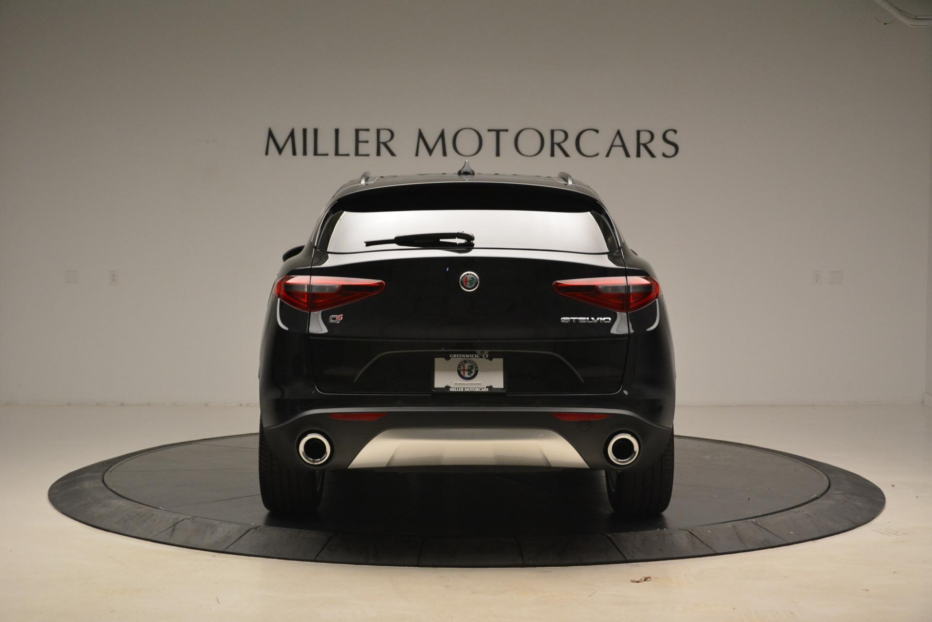 New 2018 Alfa Romeo Stelvio Ti Sport Q4 For Sale In Greenwich, CT 1804_p6
