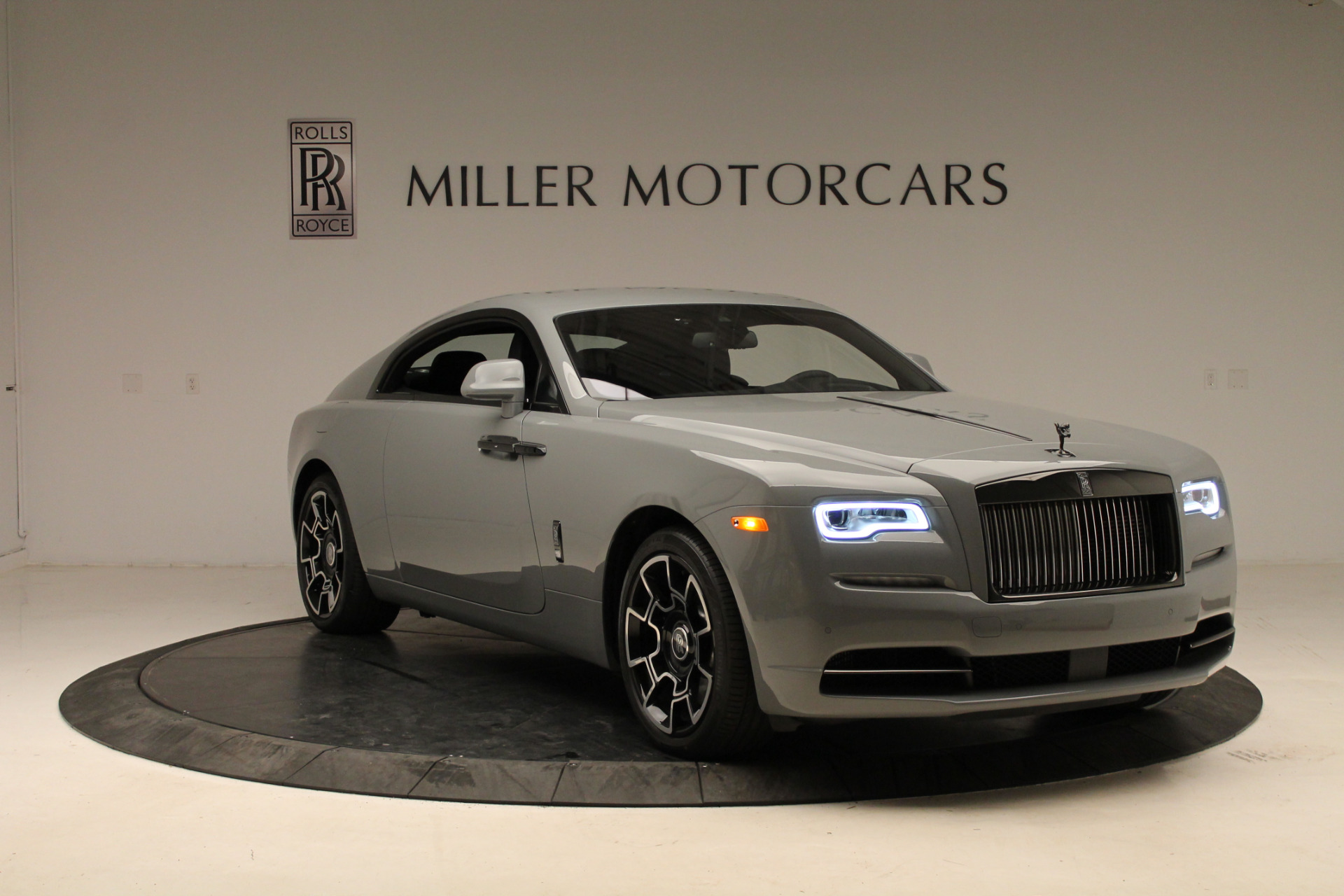 New 2018 Rolls-Royce Wraith Black Badge For Sale In Greenwich, CT 1806_p10