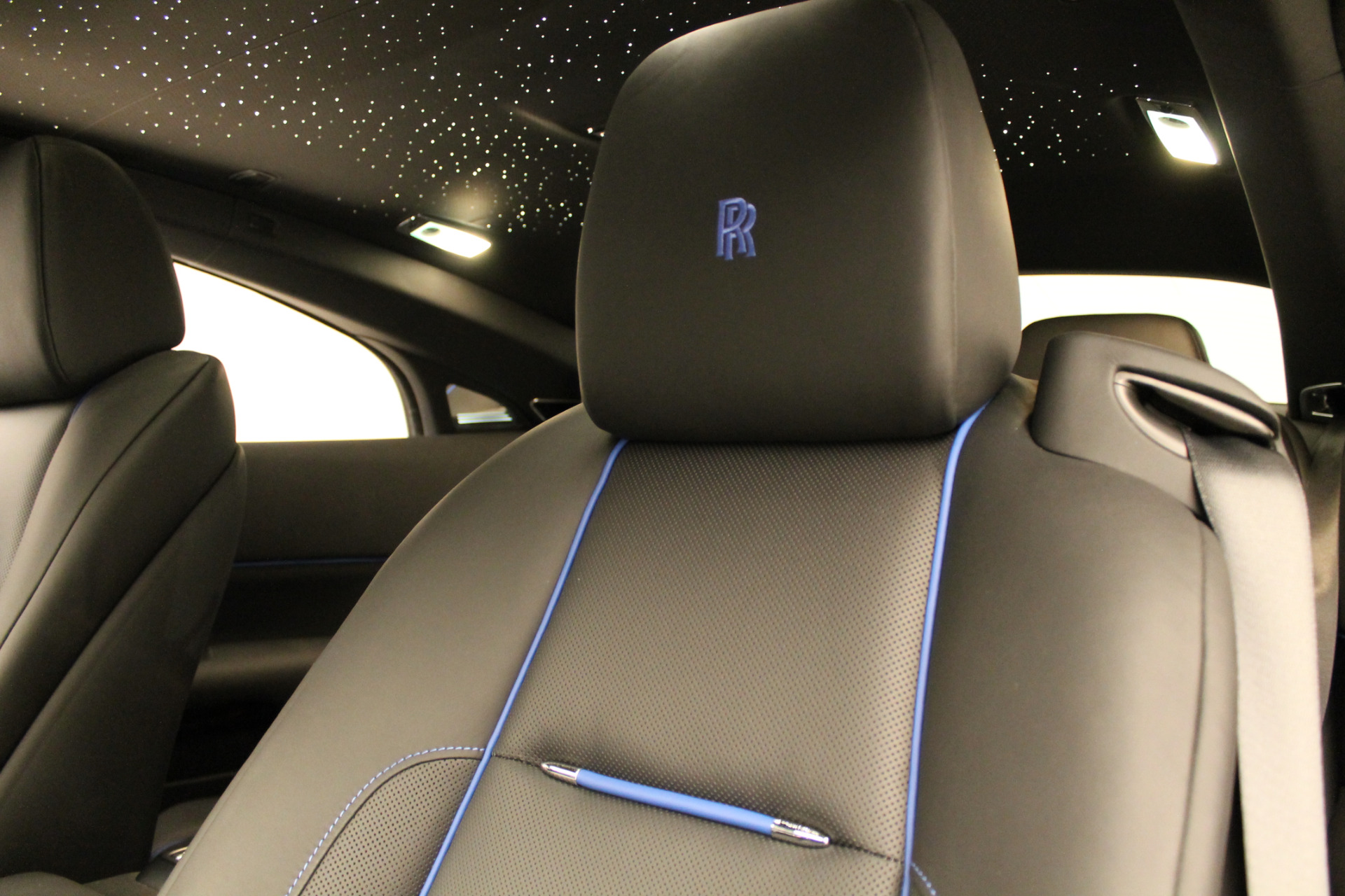 New 2018 Rolls-Royce Wraith Black Badge For Sale In Greenwich, CT 1806_p19