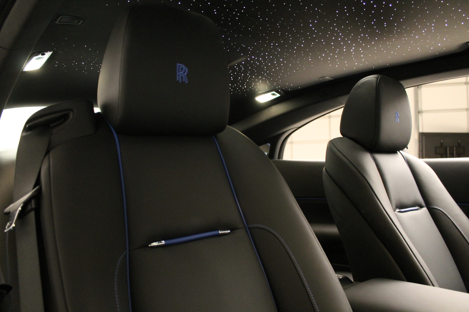 New 2018 Rolls-Royce Wraith Black Badge For Sale In Greenwich, CT 1806_p30