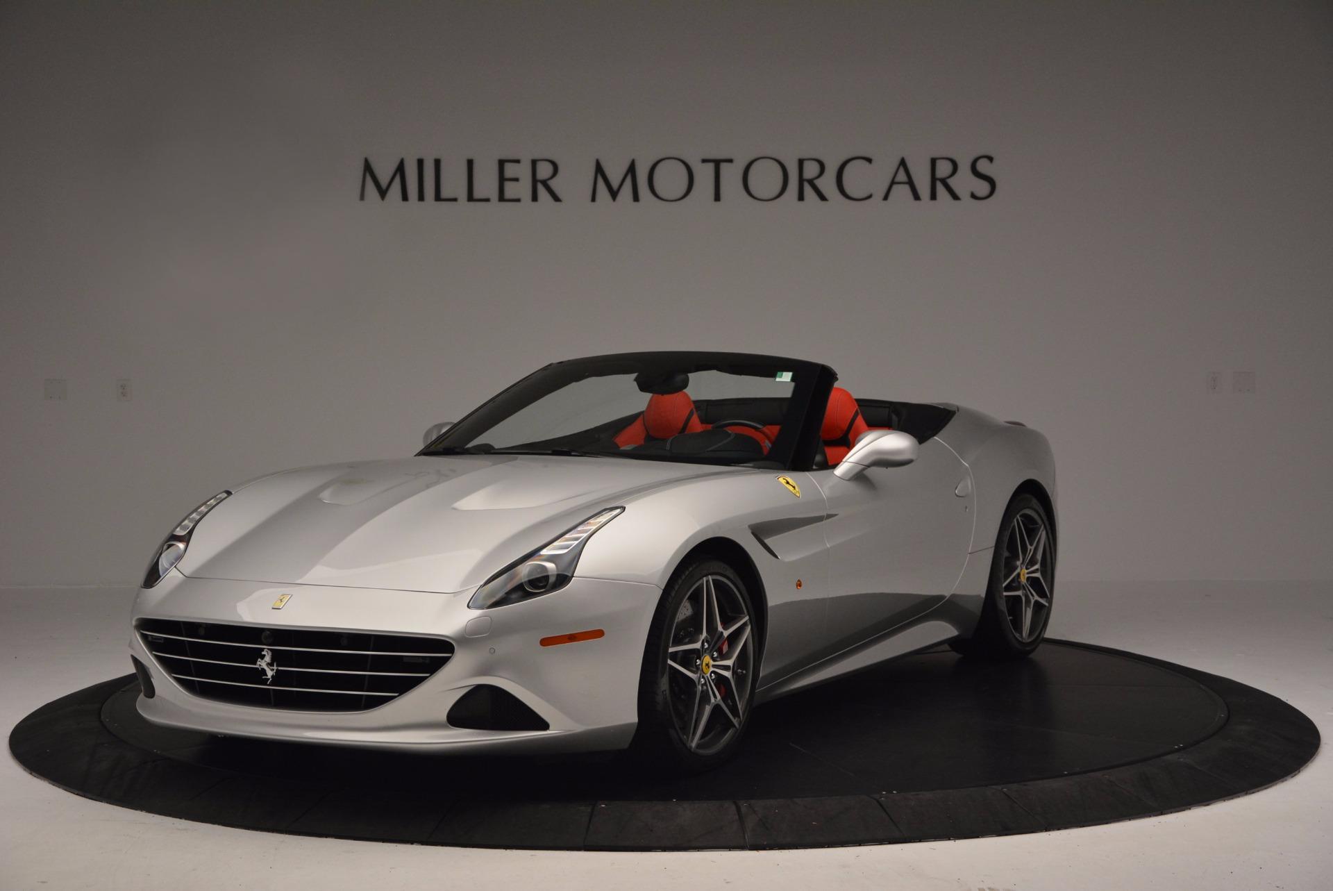 Used 2015 Ferrari California T  For Sale In Greenwich, CT 1808_main
