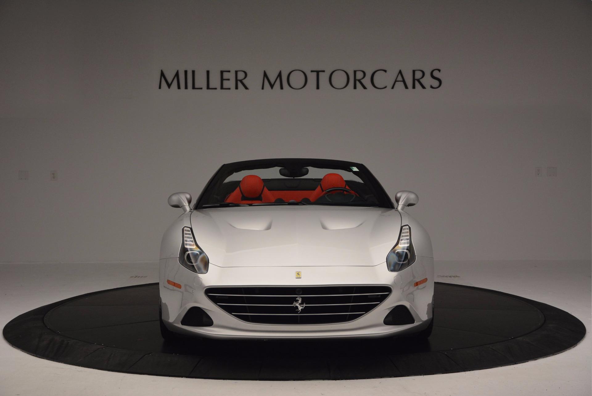 Used 2015 Ferrari California T  For Sale In Greenwich, CT 1808_p12