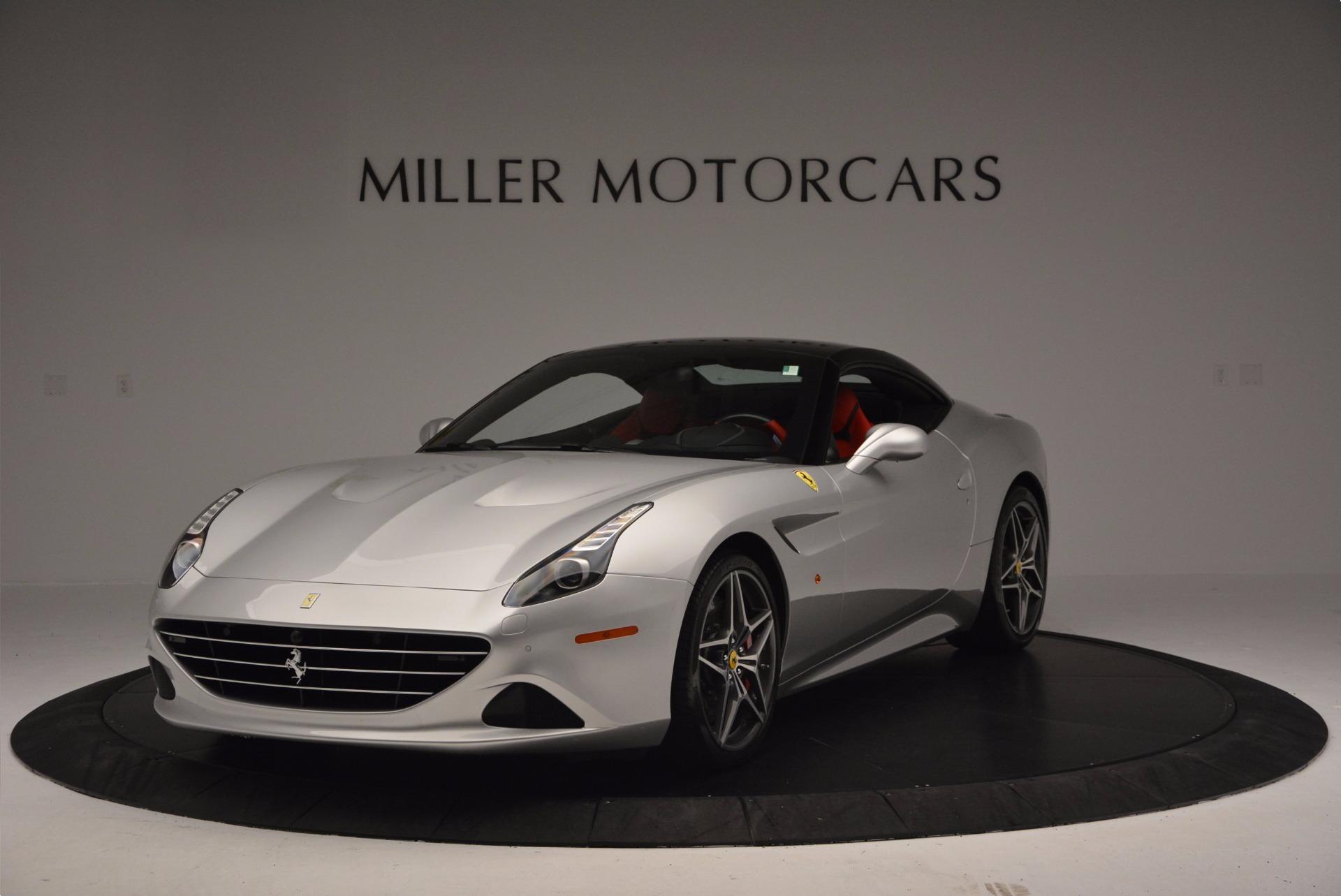Used 2015 Ferrari California T  For Sale In Greenwich, CT 1808_p13