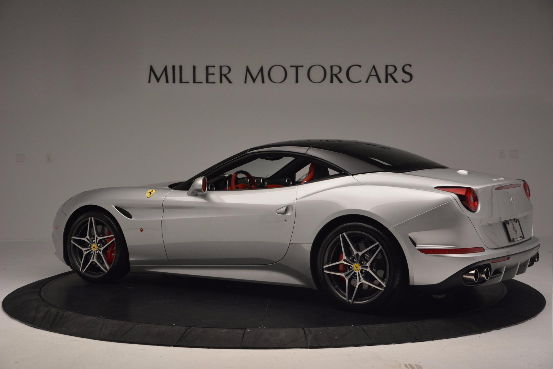 Used 2015 Ferrari California T  For Sale In Greenwich, CT 1808_p16