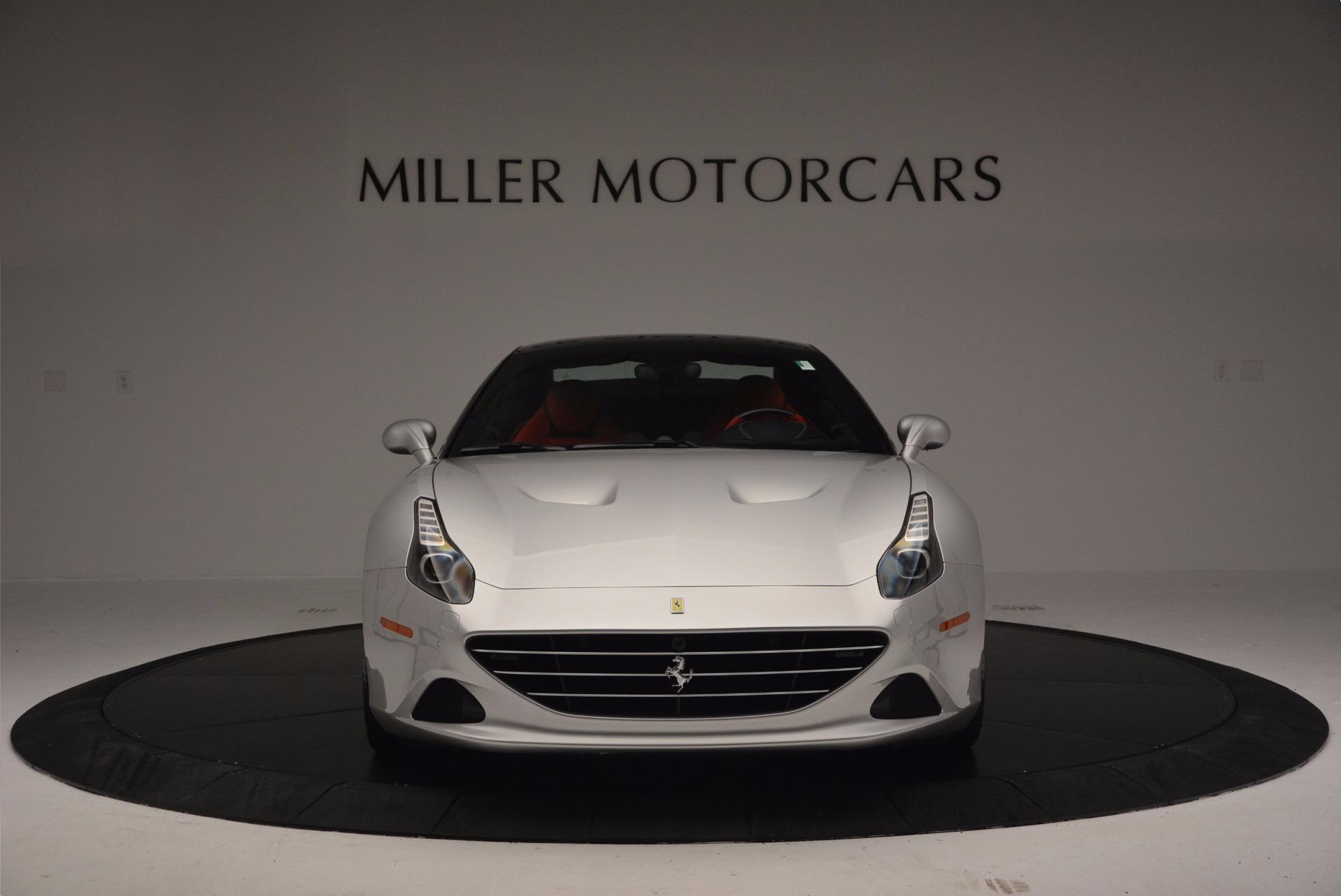 Used 2015 Ferrari California T  For Sale In Greenwich, CT 1808_p24
