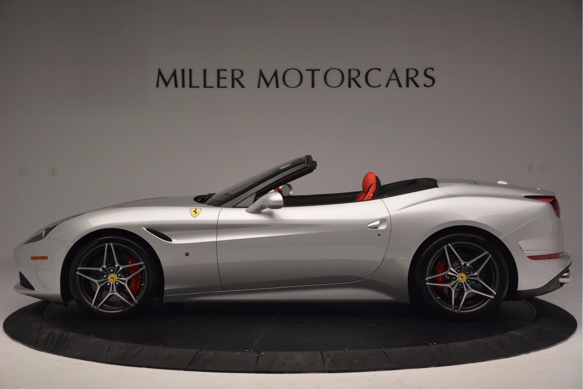 Used 2015 Ferrari California T  For Sale In Greenwich, CT 1808_p3