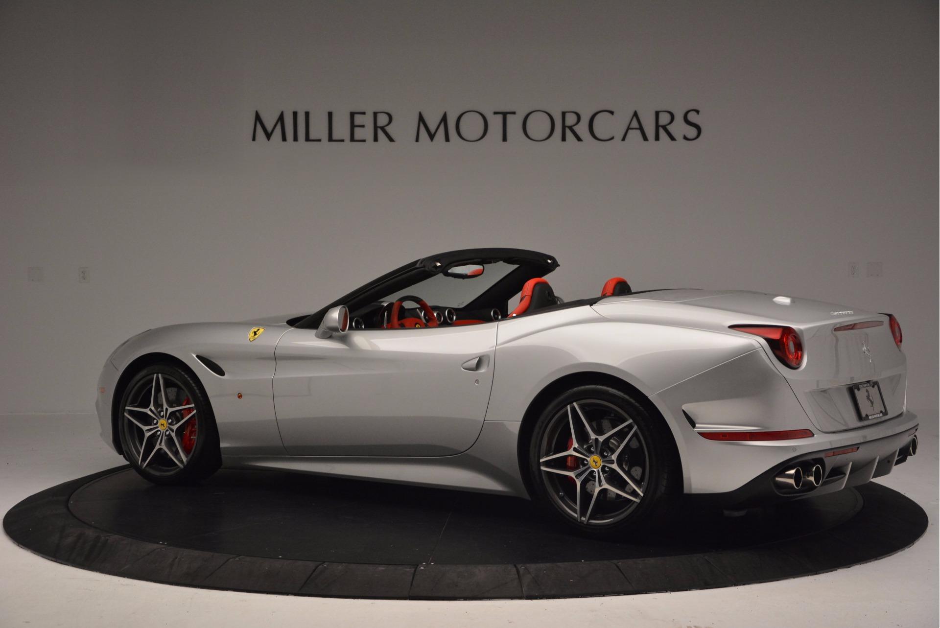 Used 2015 Ferrari California T  For Sale In Greenwich, CT 1808_p4