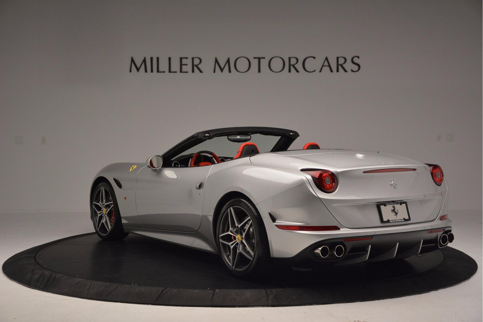 Used 2015 Ferrari California T  For Sale In Greenwich, CT 1808_p5