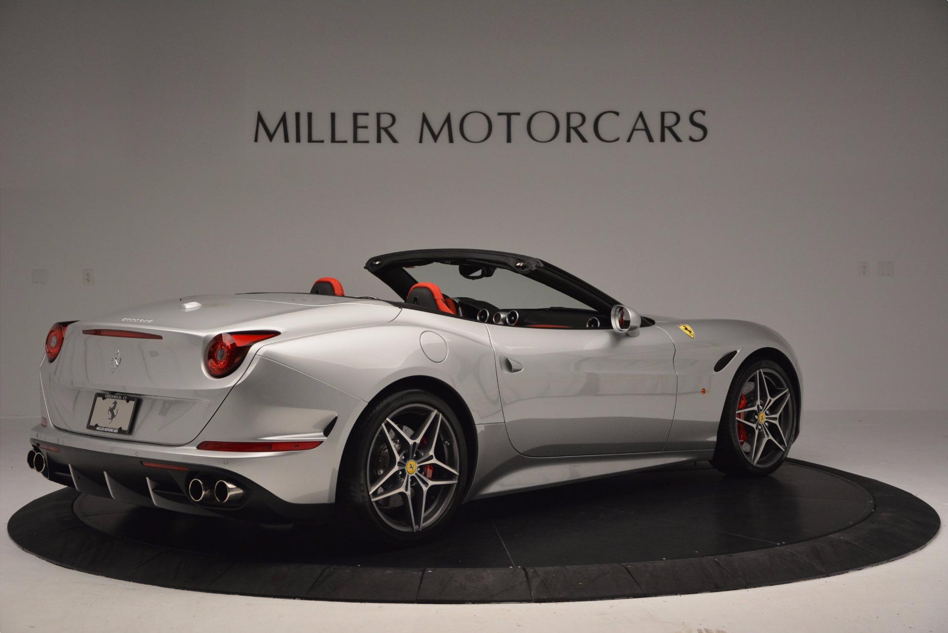 Used 2015 Ferrari California T  For Sale In Greenwich, CT 1808_p8