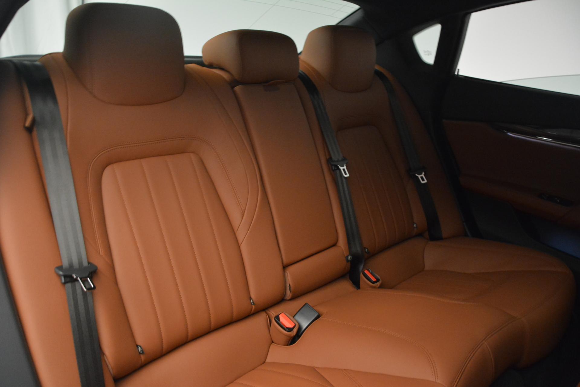 New 2016 Maserati Quattroporte S Q4 For Sale In Greenwich, CT 181_p23